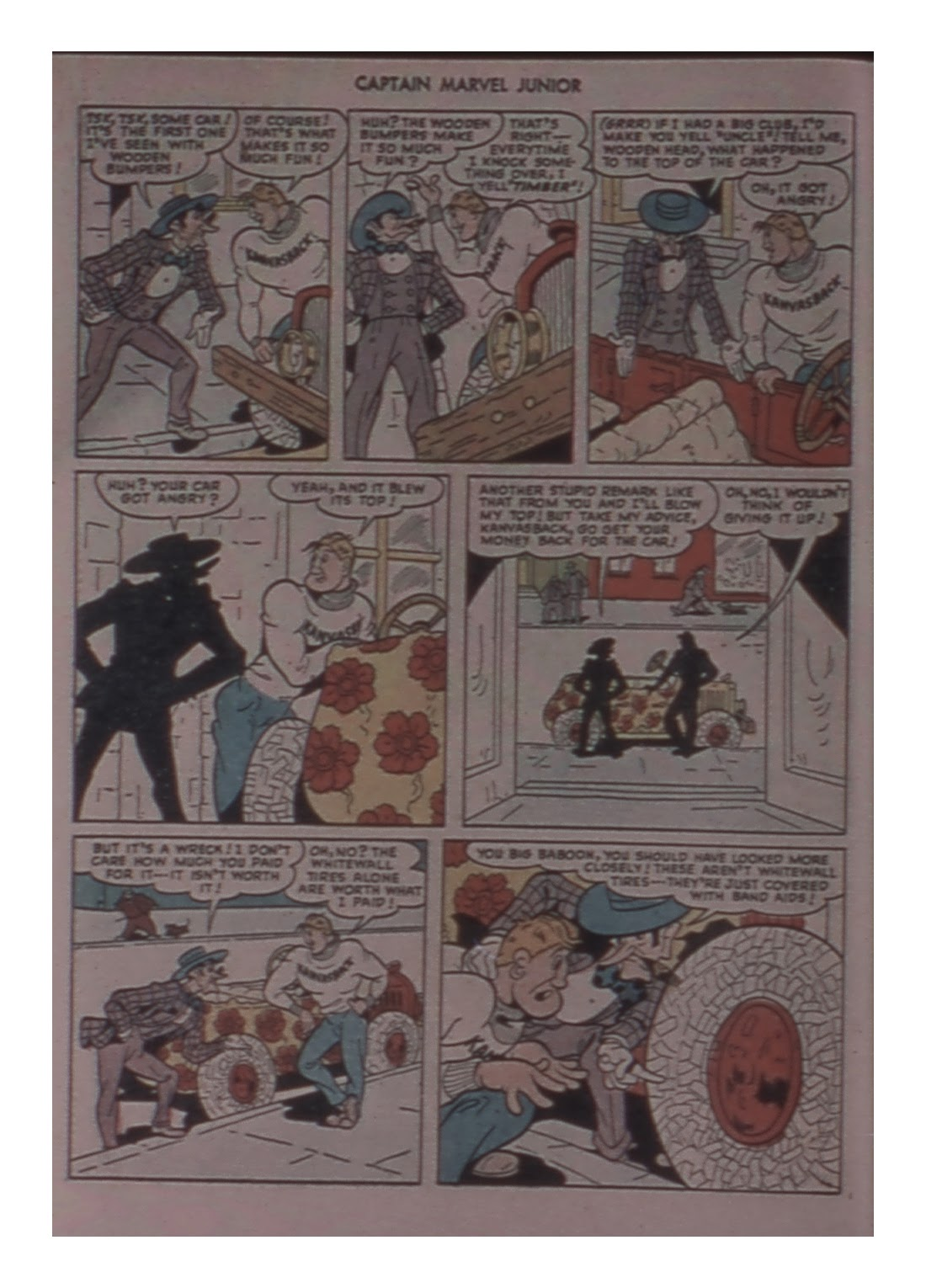 Captain Marvel, Jr. issue 81 - Page 38
