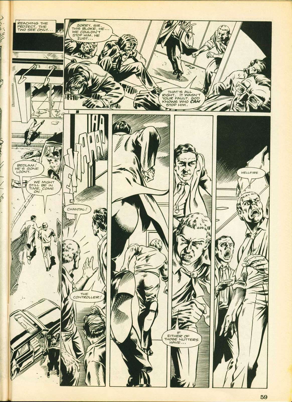 Warrior Issue #26 #27 - English 59