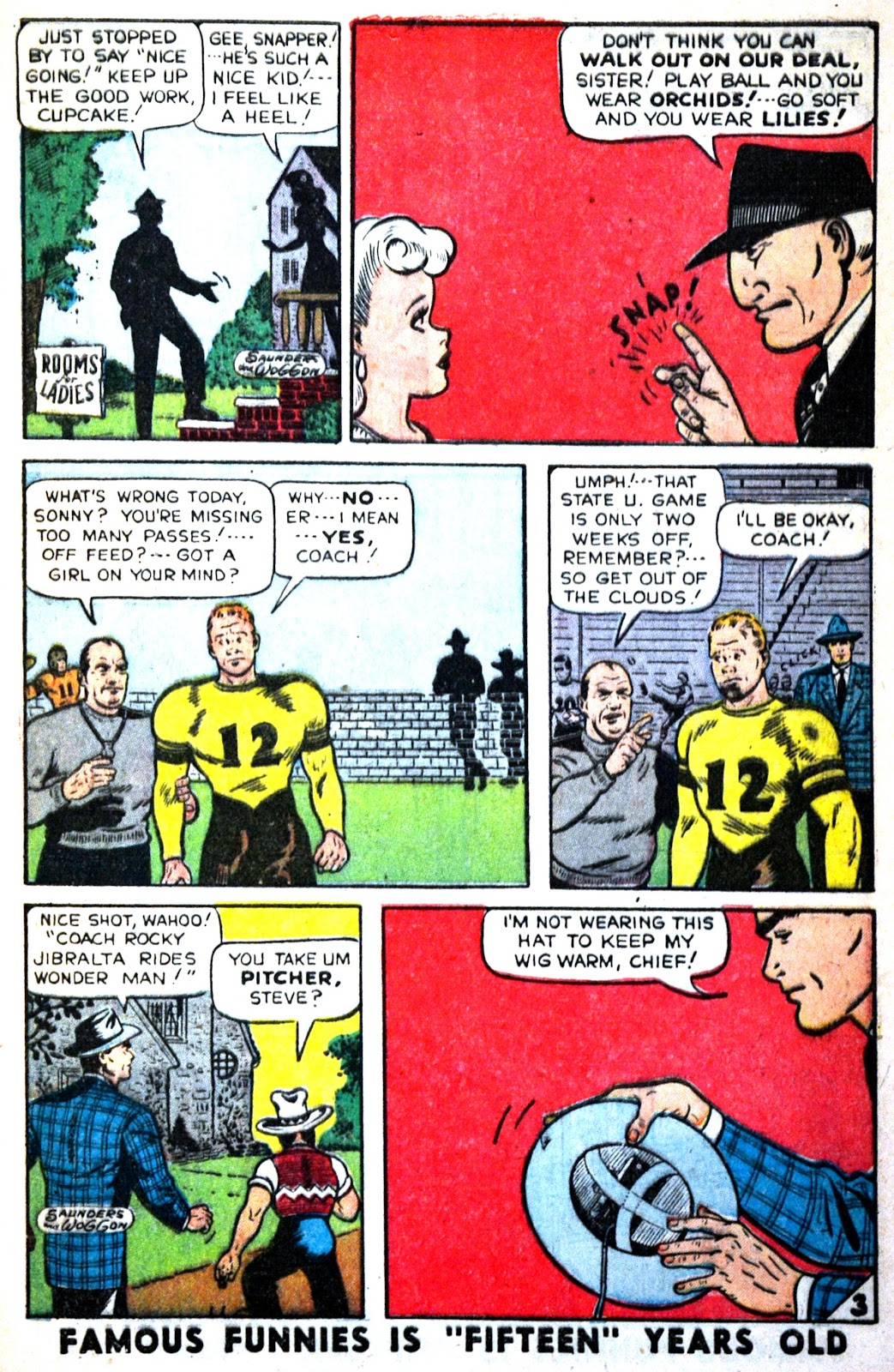 Read online Famous Funnies comic -  Issue #180 - 11