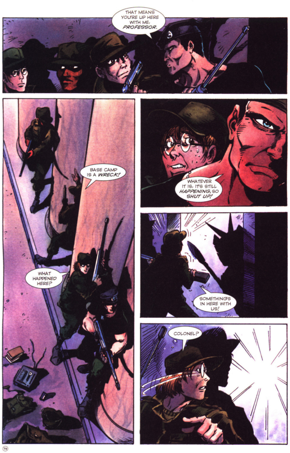 Read online Stargate comic -  Issue #2 - 16