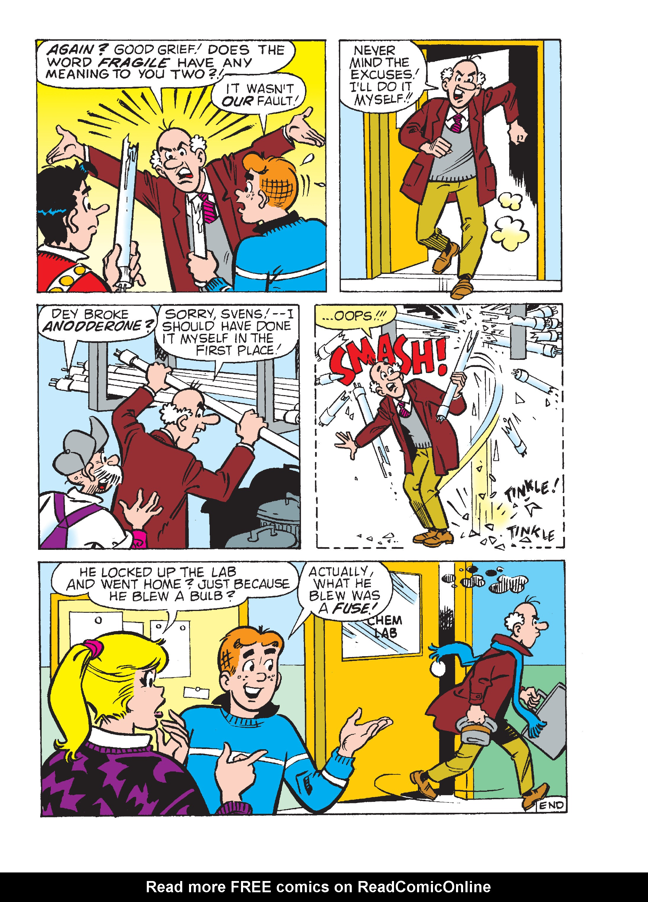Read online World of Archie Double Digest comic -  Issue #64 - 76