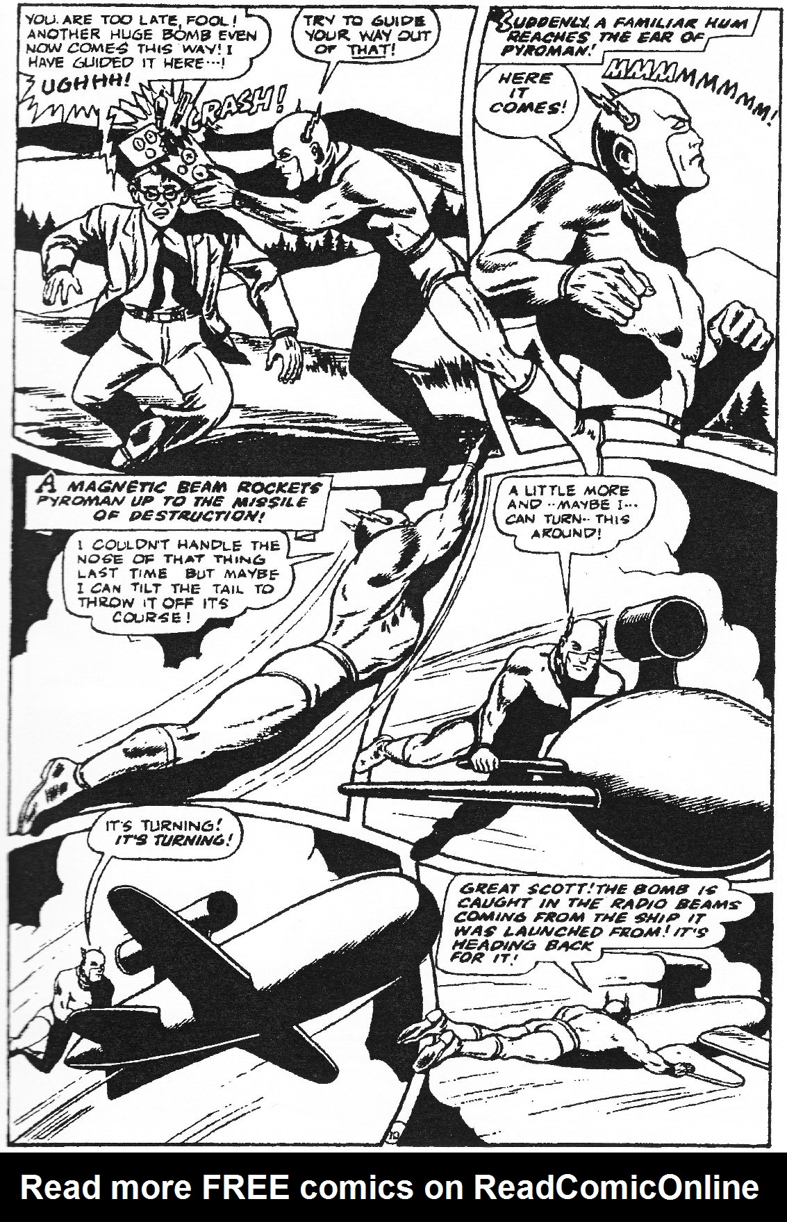 Read online Men of Mystery Comics comic -  Issue #84 - 55