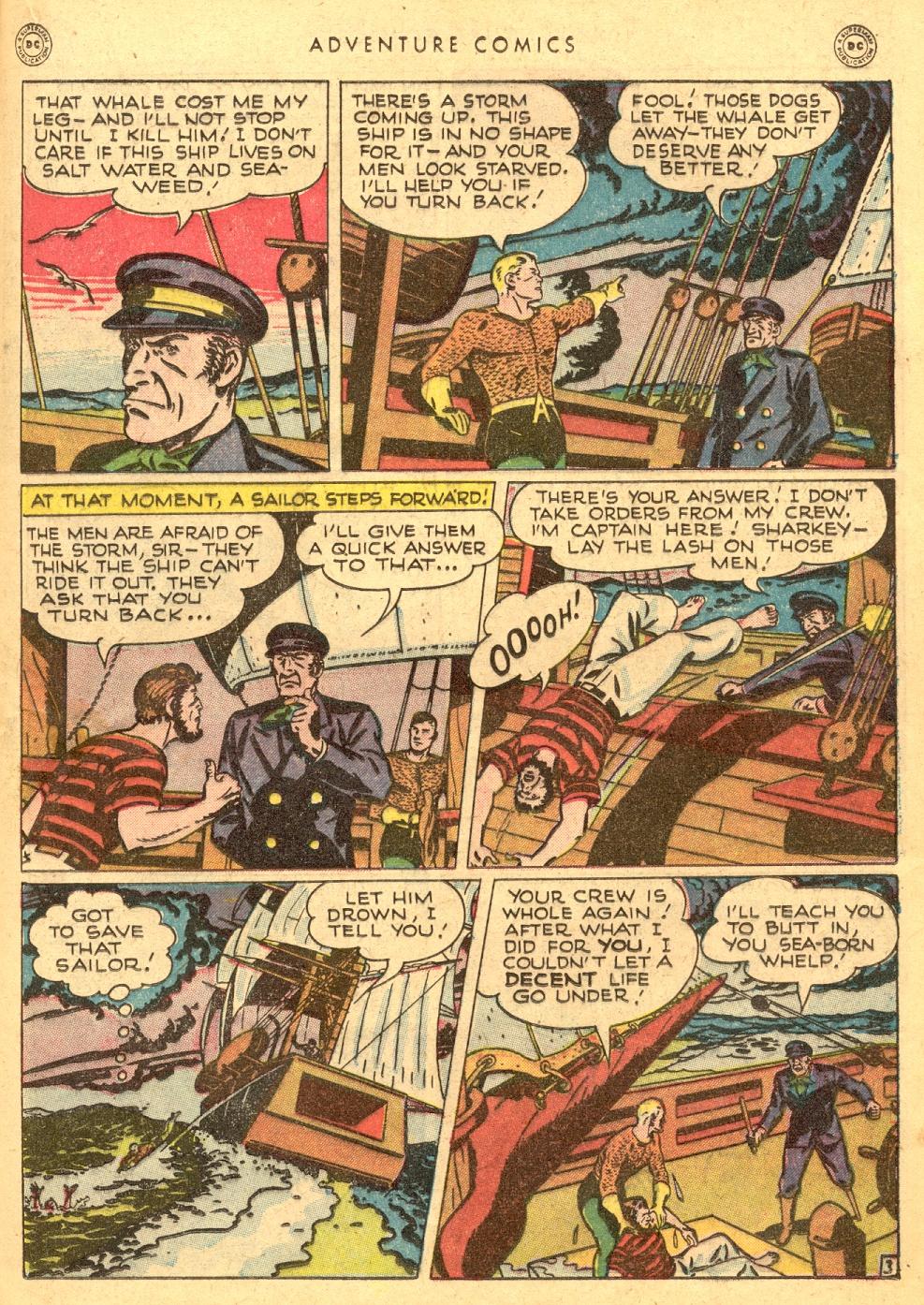 Read online Adventure Comics (1938) comic -  Issue #133 - 29