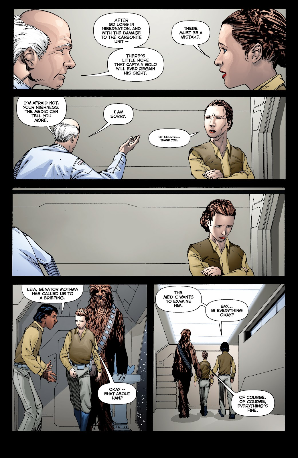 Read online Star Wars Legends: Infinities - Epic Collection comic -  Issue # TPB (Part 3) - 49