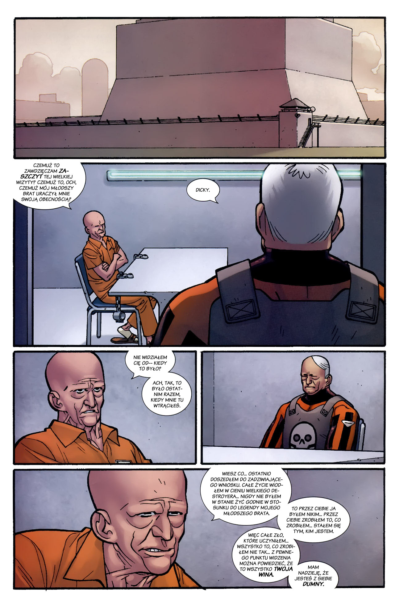 Read online Destroyer comic -  Issue #1 - 16