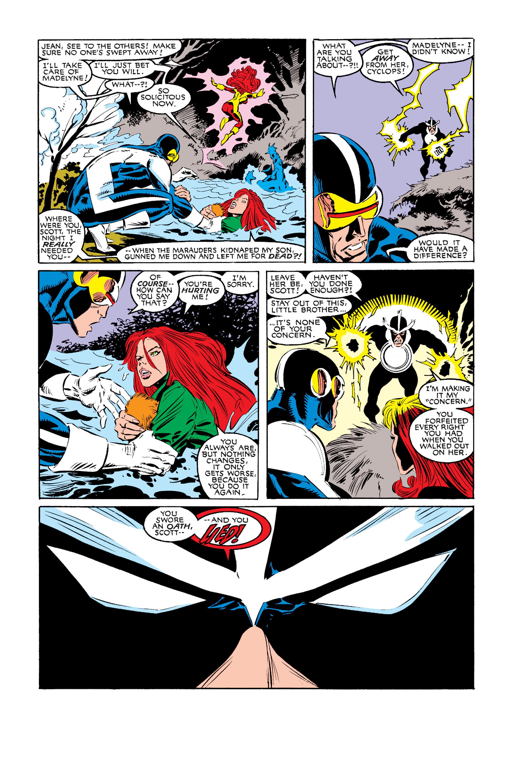 Read online Uncanny X-Men (1963) comic -  Issue #242 - 9