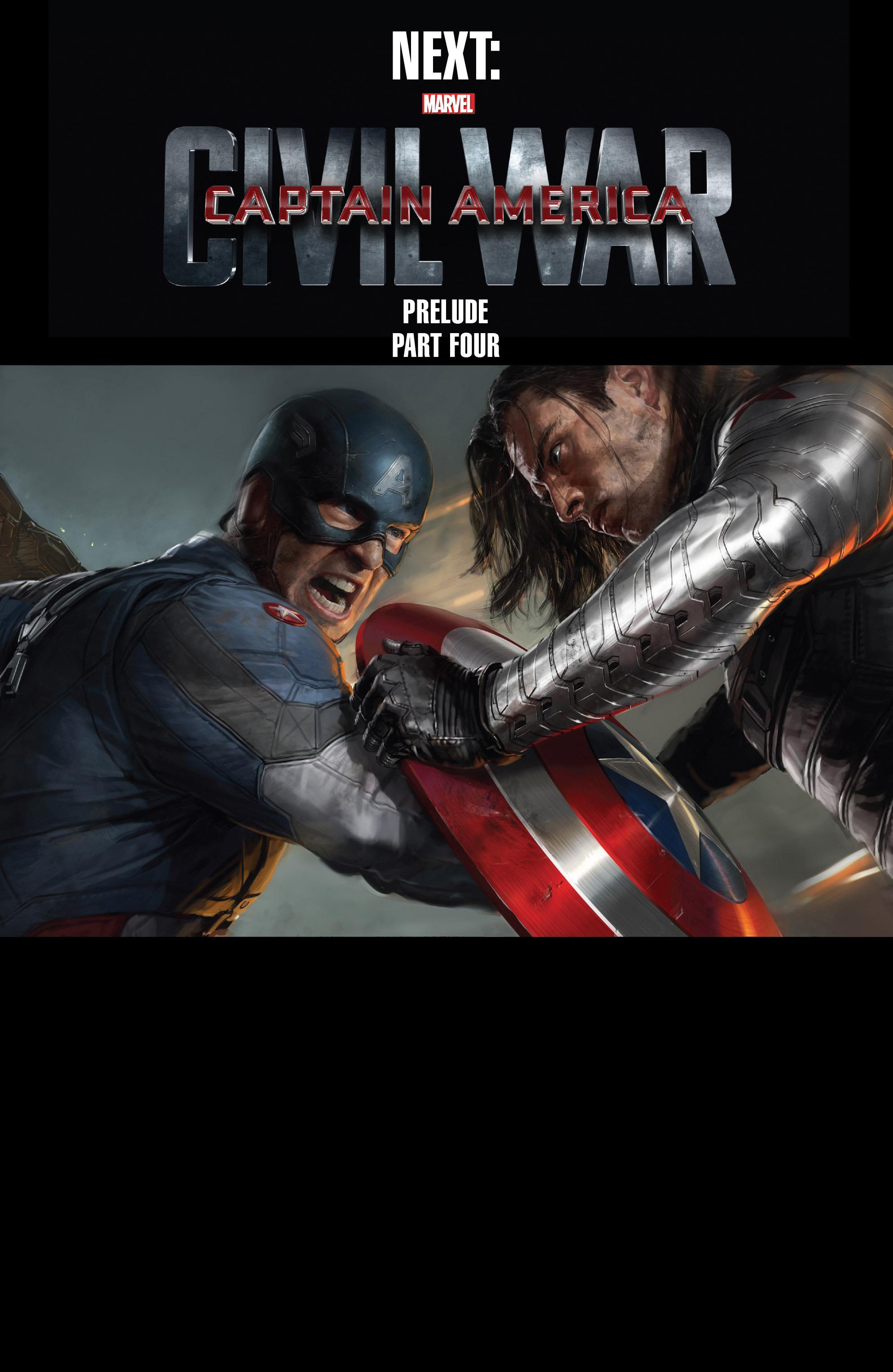 Read online Captain America: Civil War Prelude comic -  Issue #3 - 23