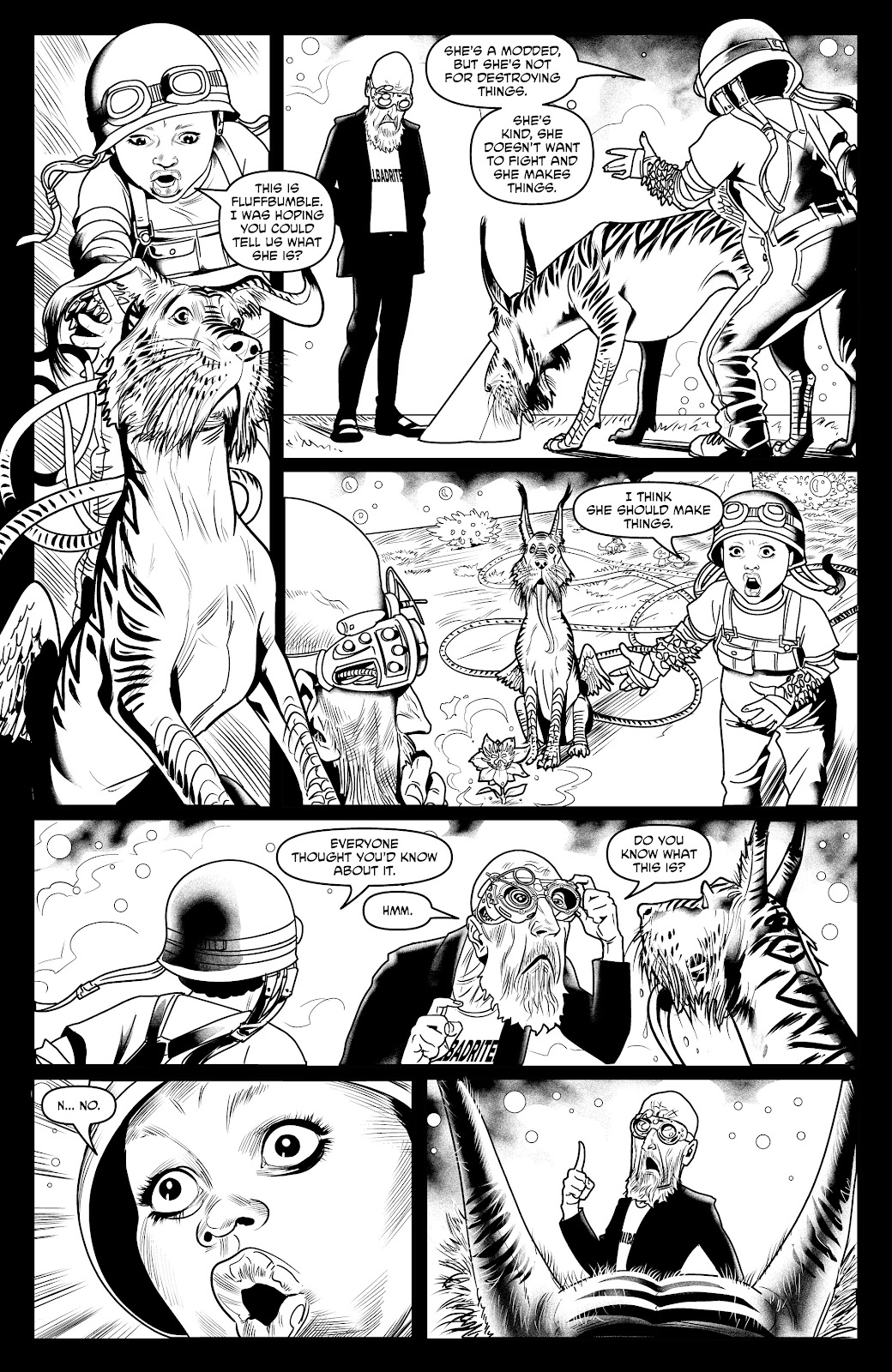 Read online Alan Moore's Cinema Purgatorio comic -  Issue #18 - 27