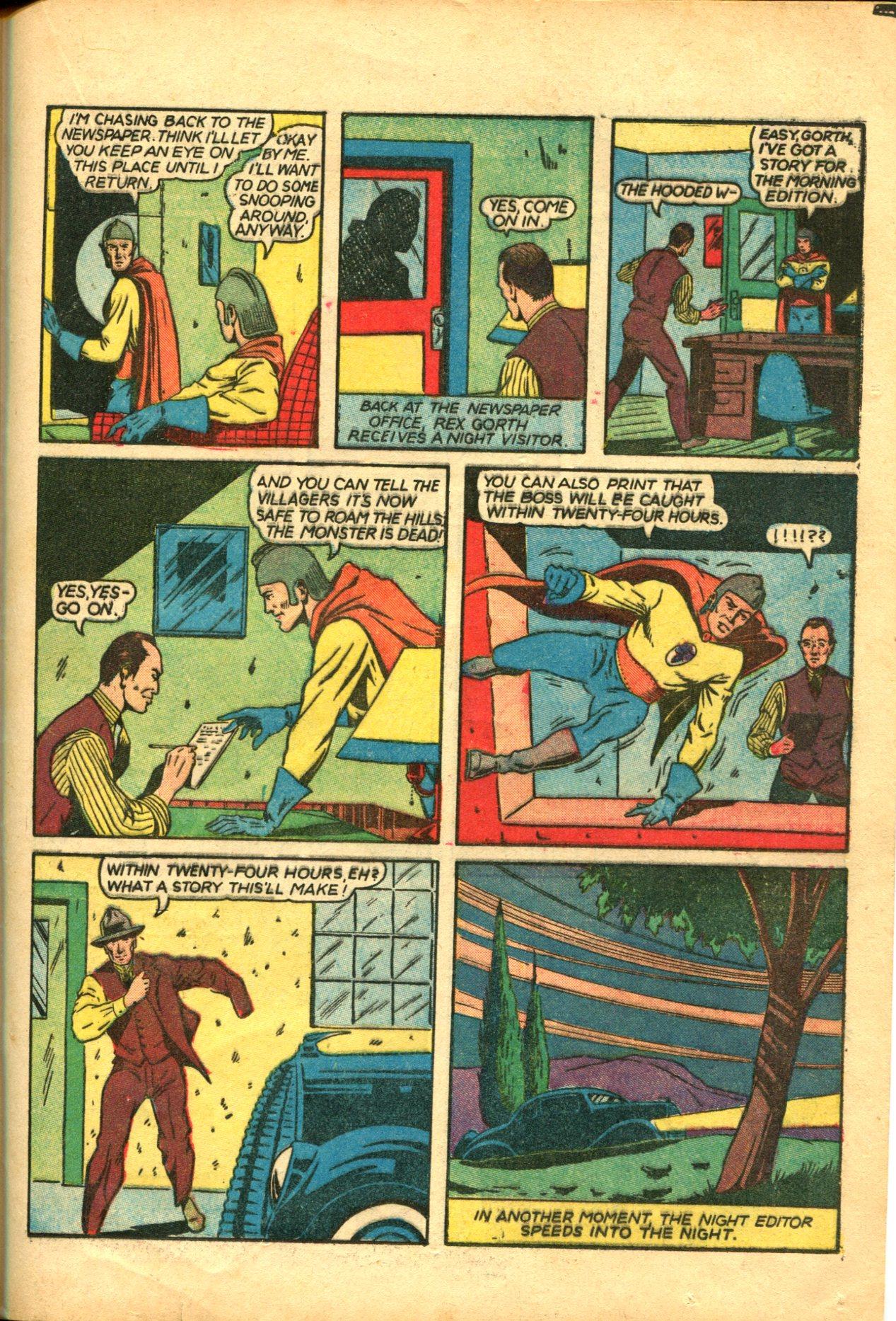 Read online Shadow Comics comic -  Issue #10 - 47