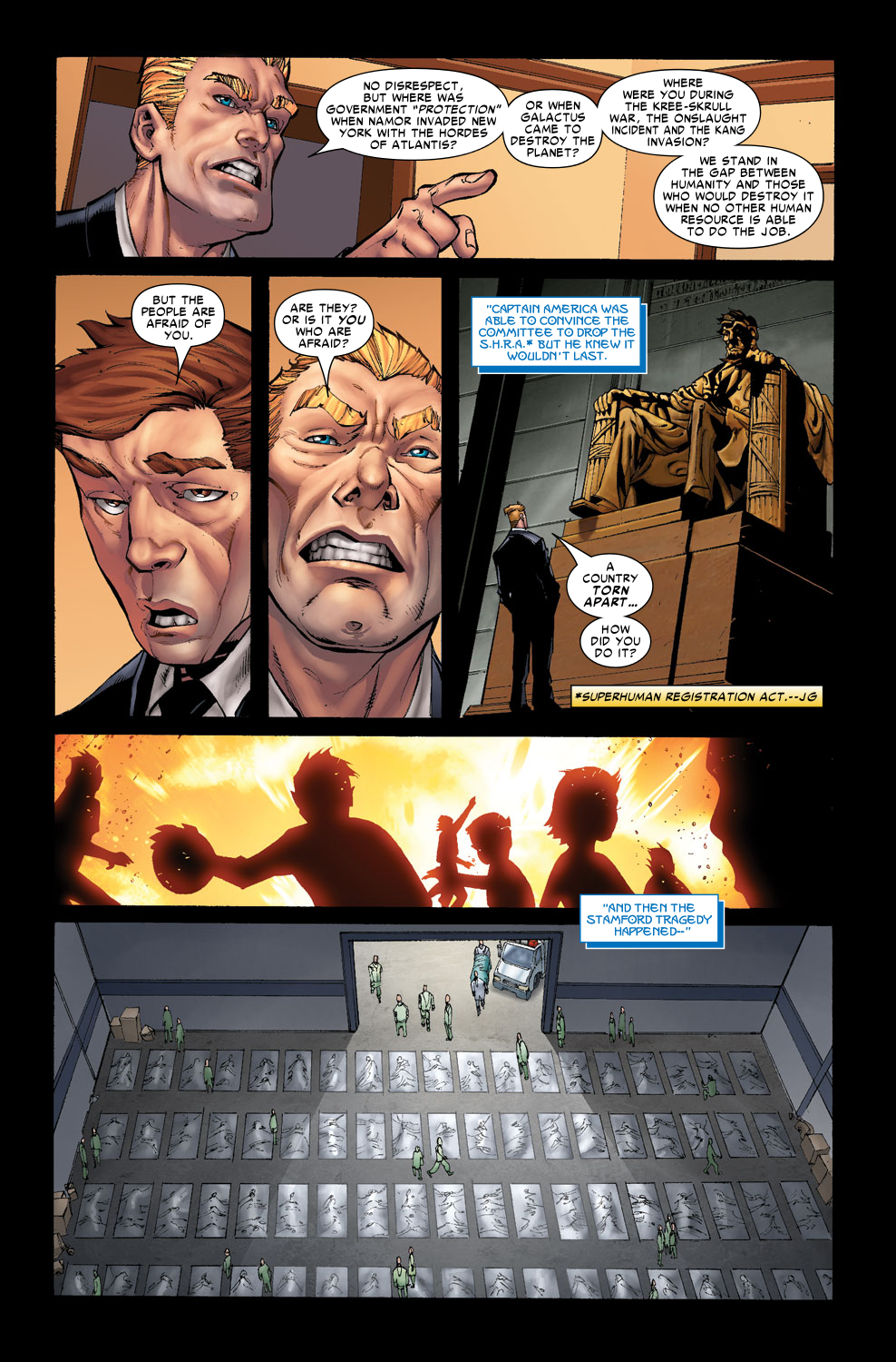What If? Civil War issue Full - Page 7