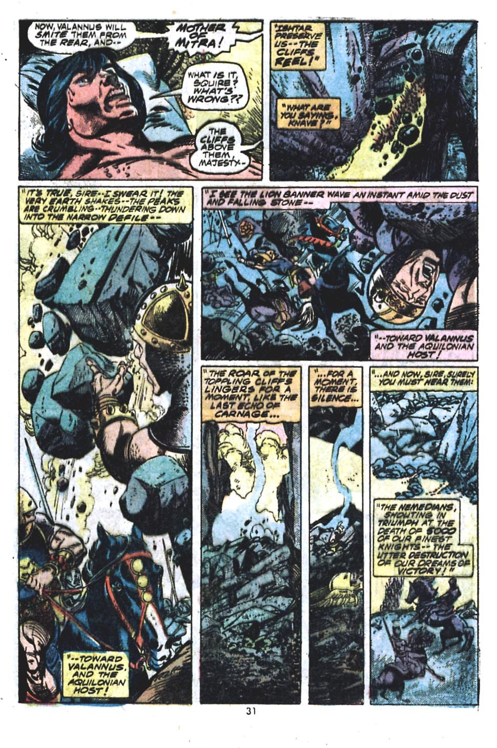Giant-Size Conan issue 1 - Page 25