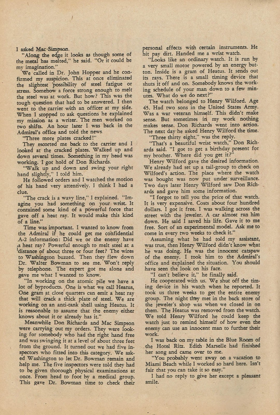 Read online Fightin' Navy comic -  Issue #98 - 20