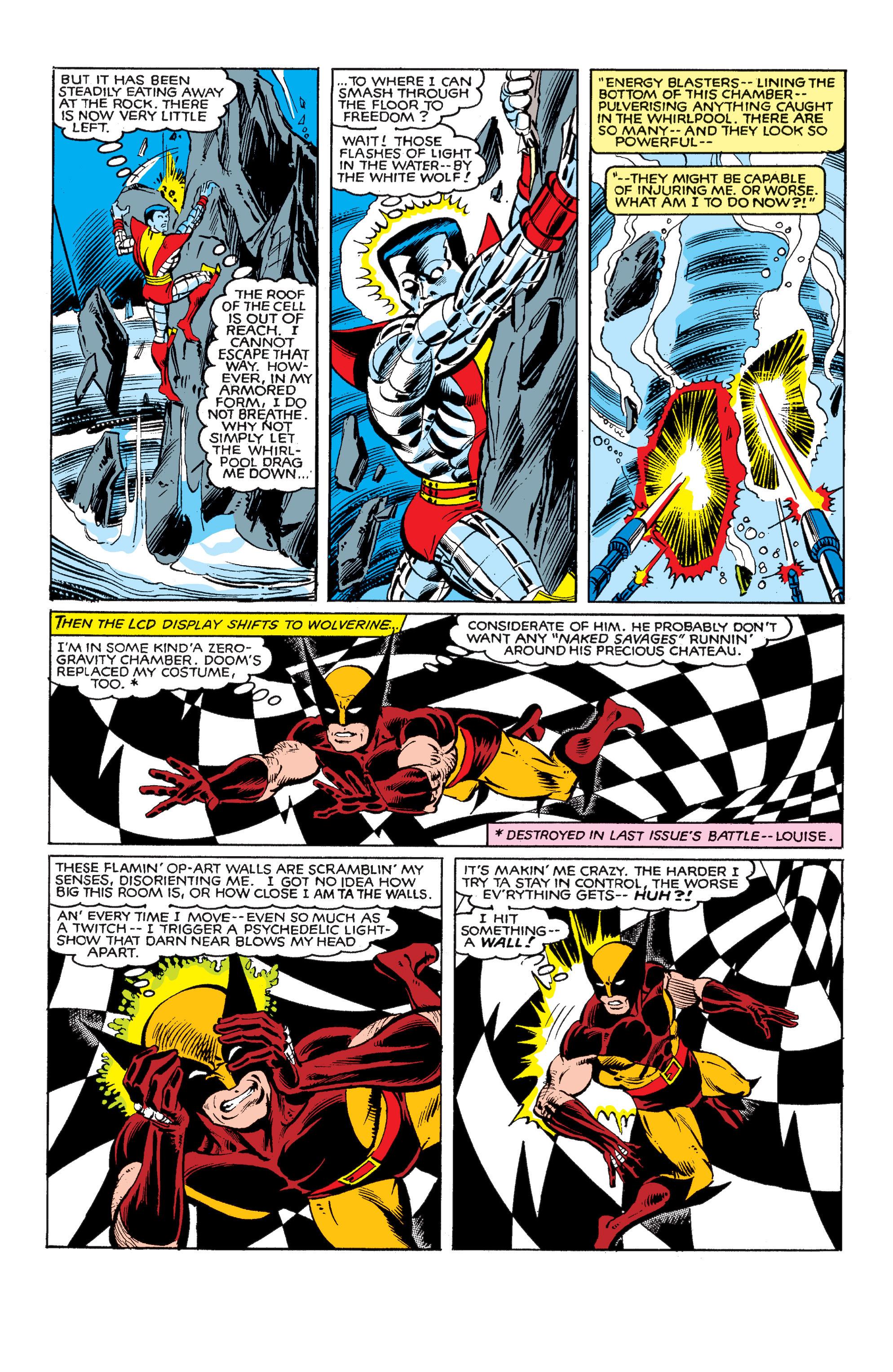 Read online Uncanny X-Men (1963) comic -  Issue #146 - 5