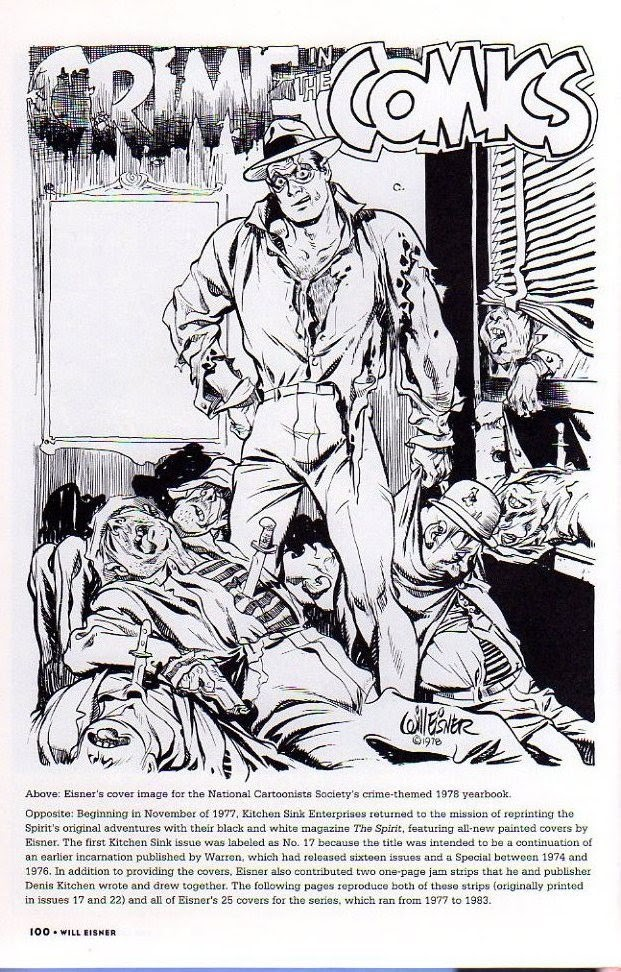 Read online Will Eisner's The Spirit Archives comic -  Issue # TPB 26 (Part 2) - 7