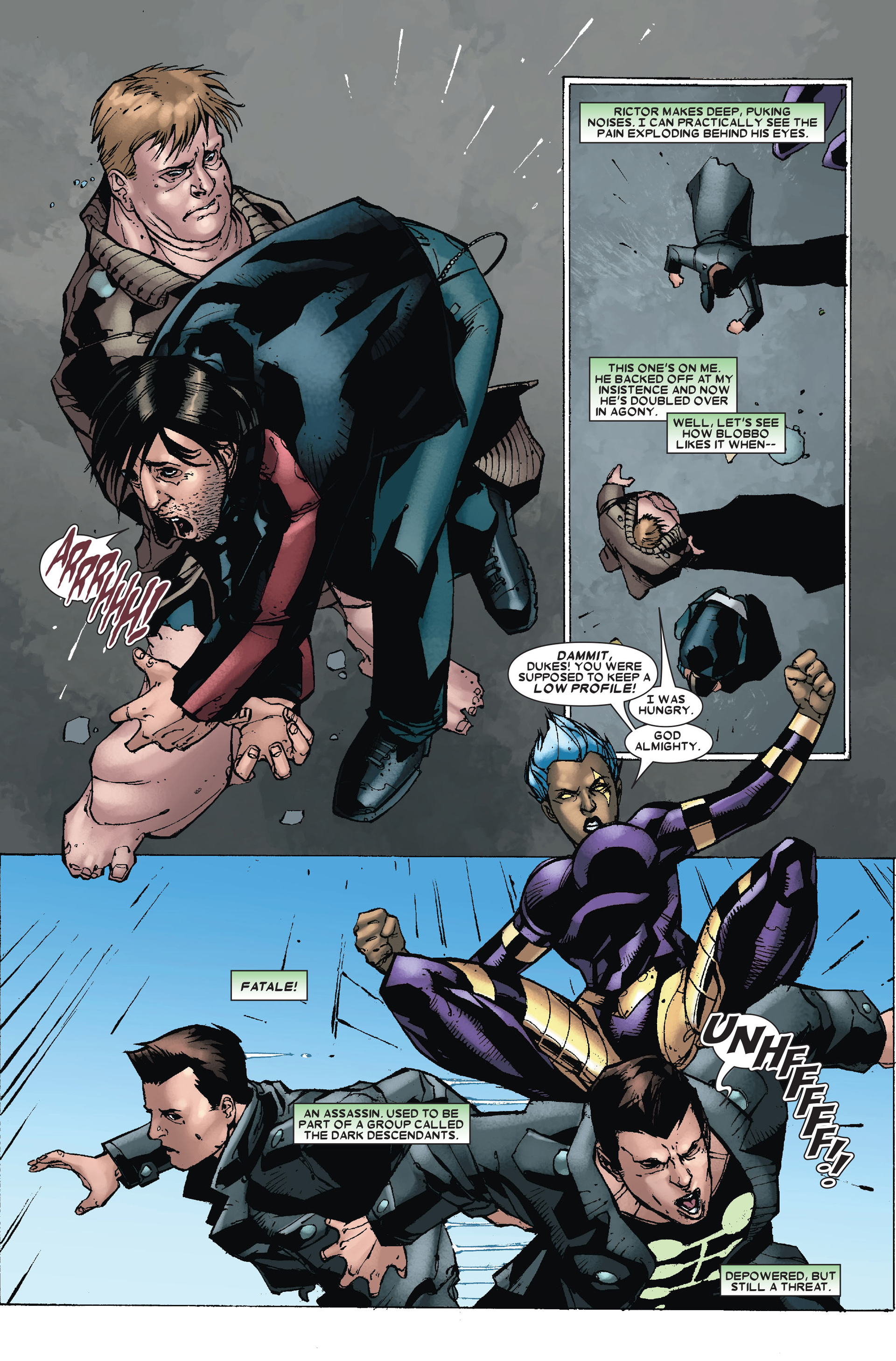 Read online X-Factor (2006) comic -  Issue #18 - 20