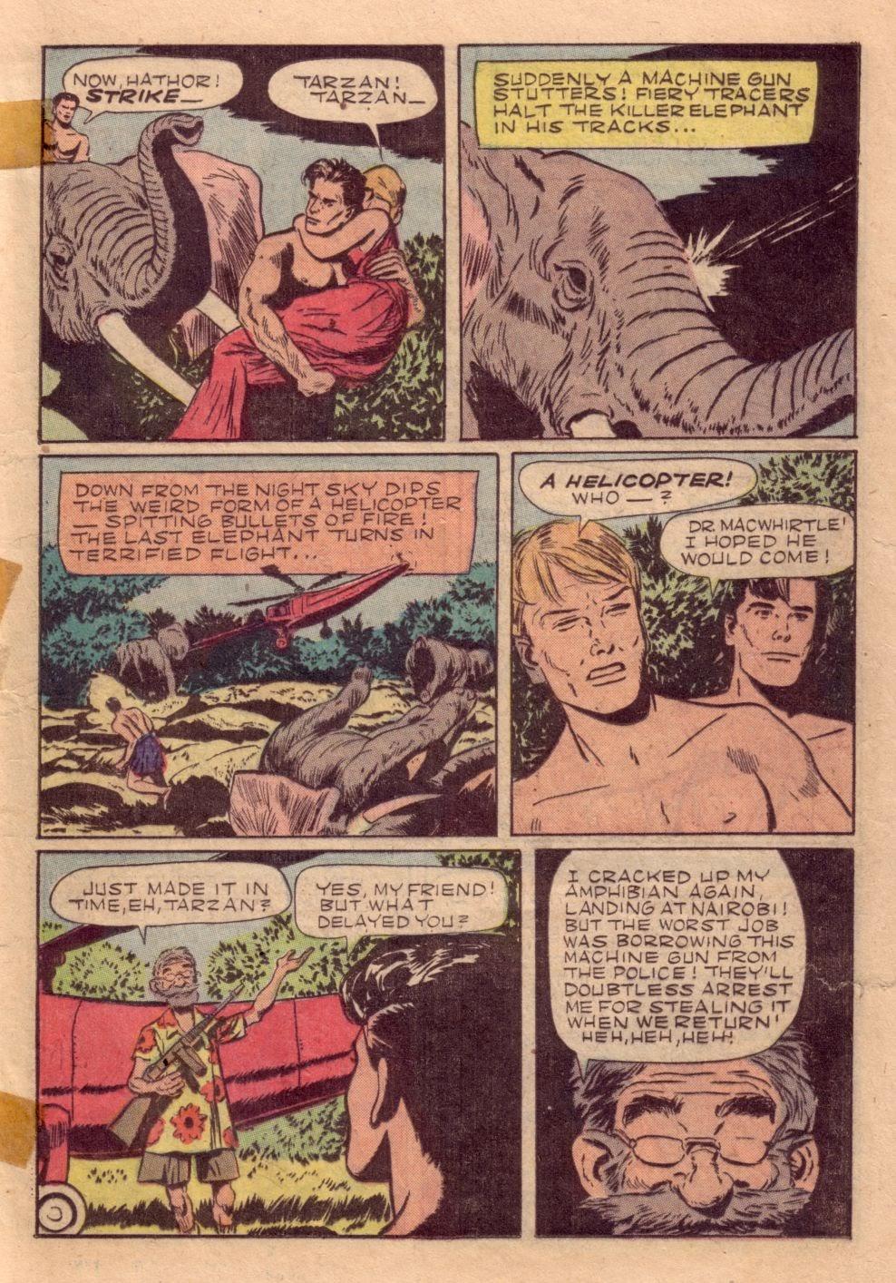Tarzan (1948) issue 40 - Page 25