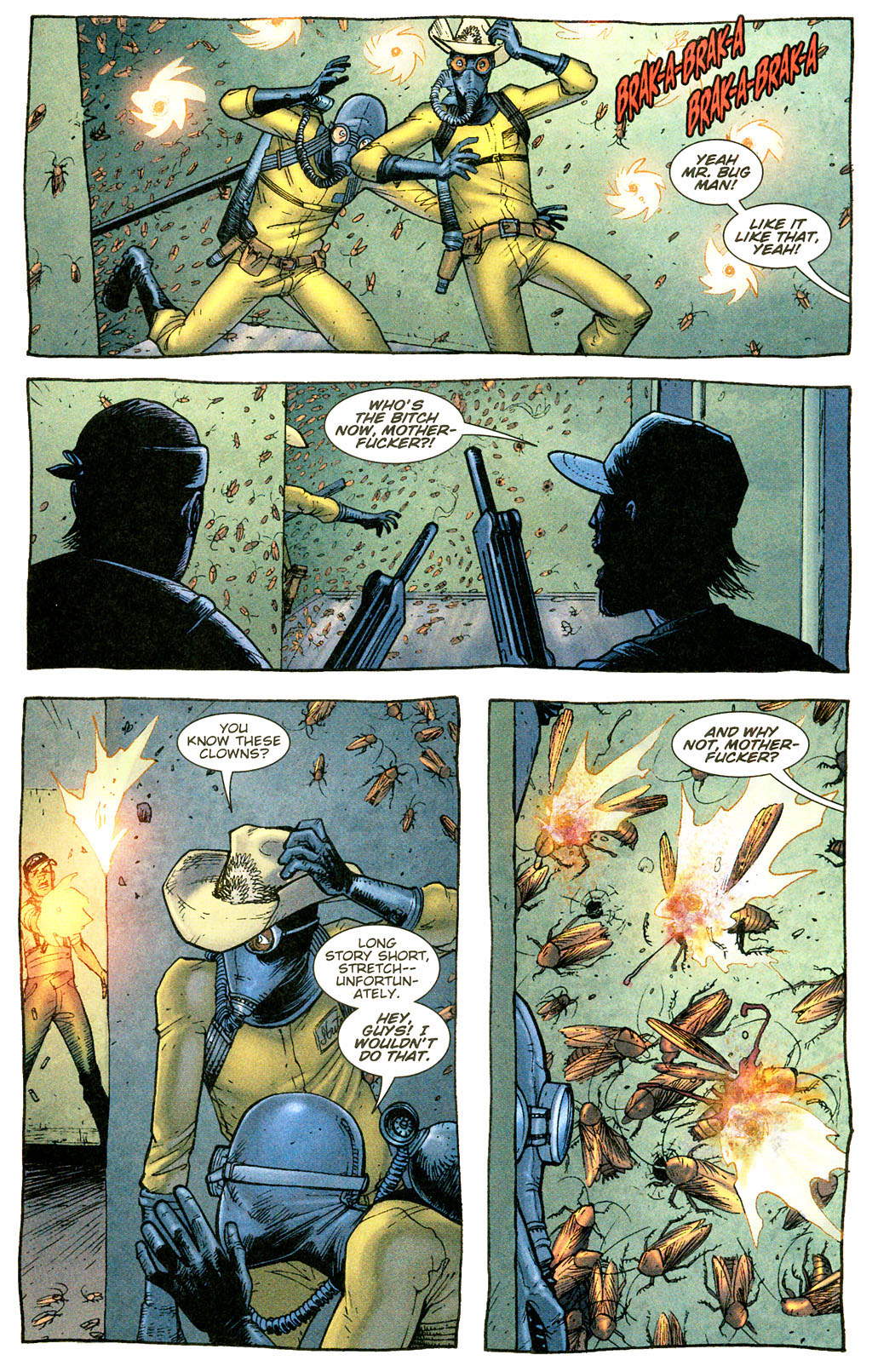 Read online The Exterminators comic -  Issue #5 - 13