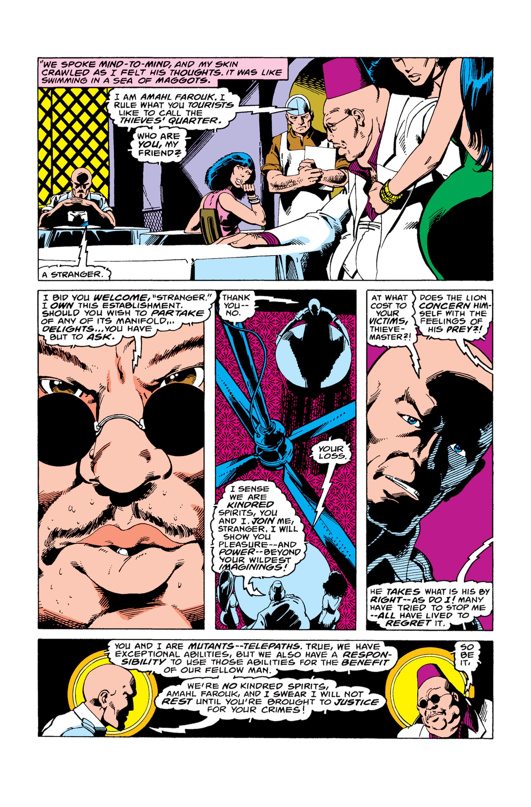 Read online Uncanny X-Men (1963) comic -  Issue #117 - 11