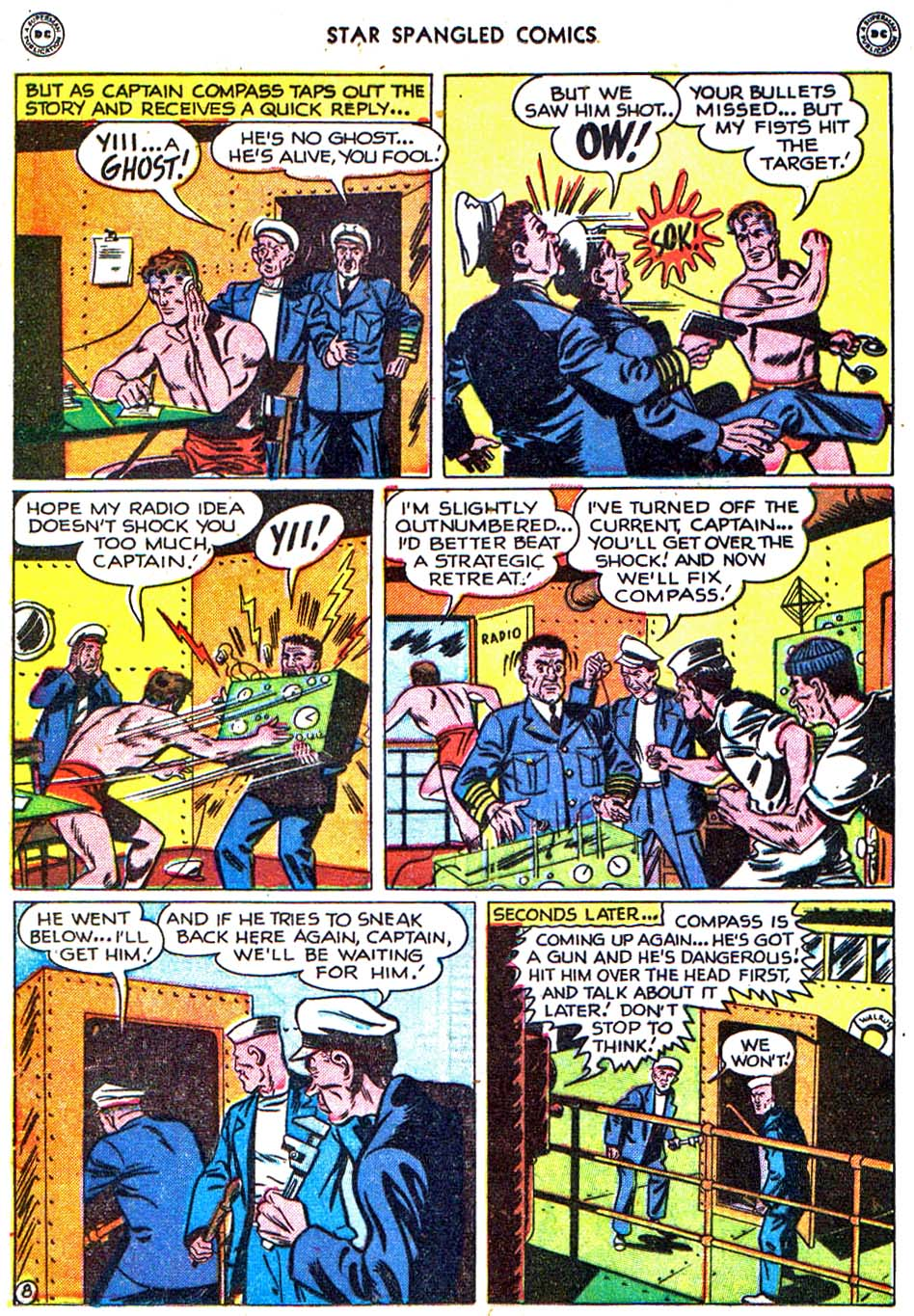 Star Spangled Comics (1941) issue 95 - Page 34
