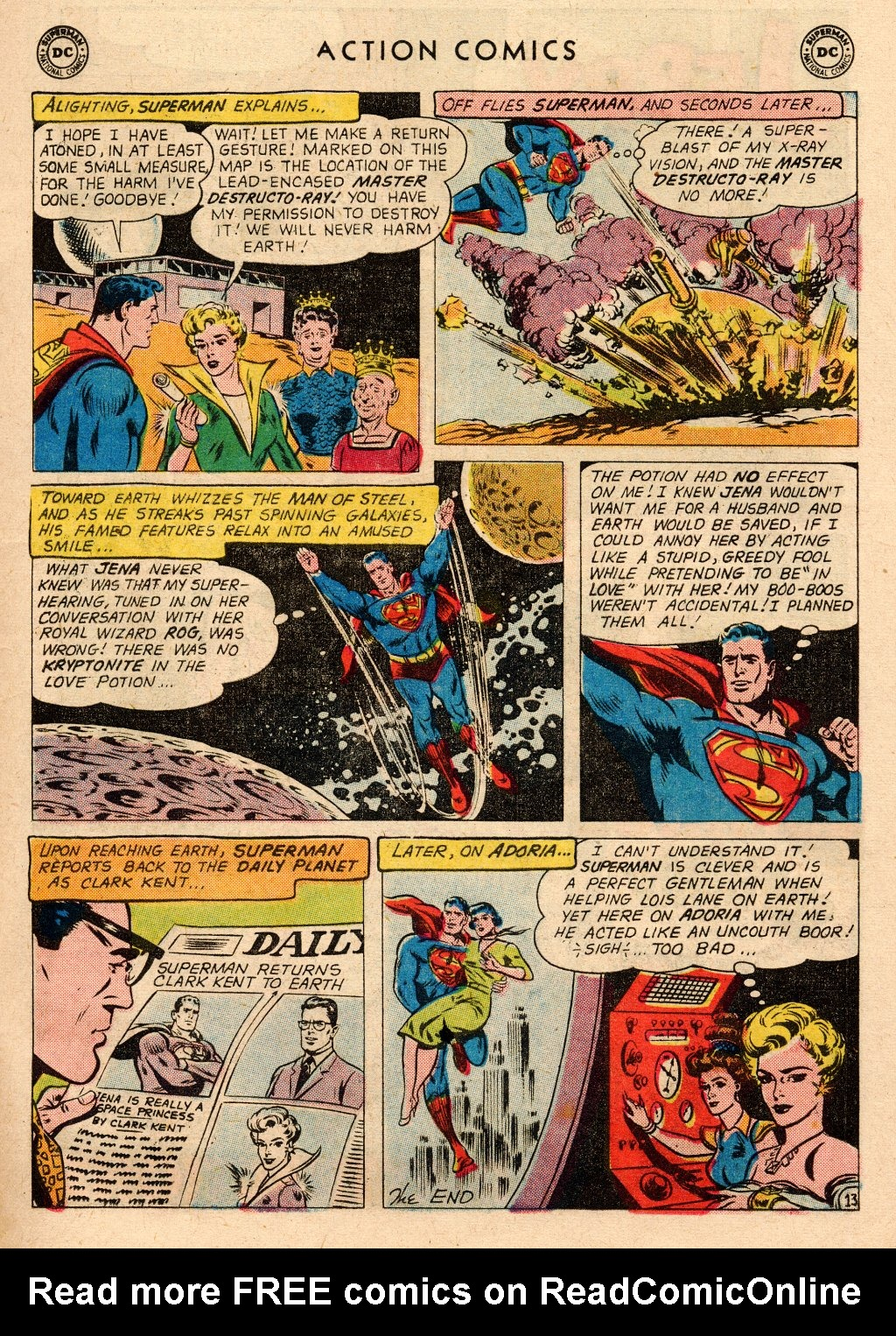 Read online Action Comics (1938) comic -  Issue #266 - 15