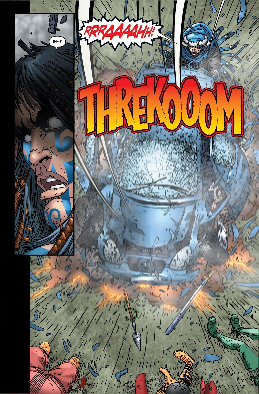 Read online Thor: Ragnaroks comic -  Issue # TPB (Part 1) - 97