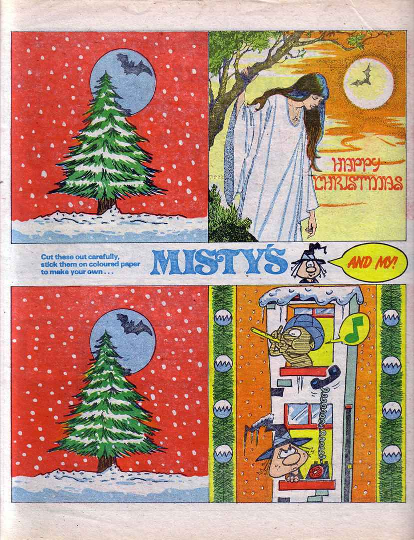 Read online Misty comic -  Issue #94 - 16