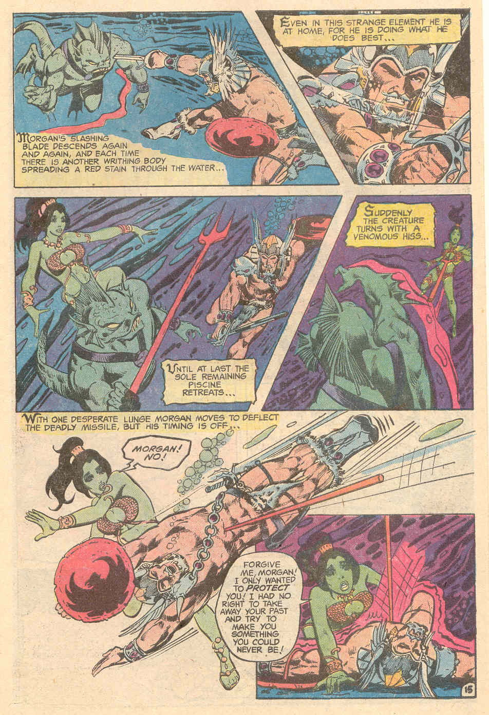 Warlord (1976) issue 24 - Page 16