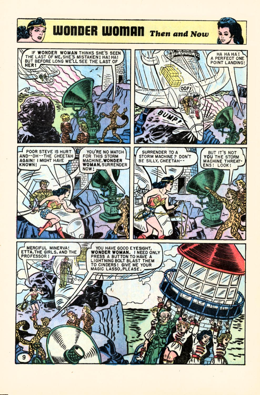 Read online Wonder Woman (1942) comic -  Issue #196 - 45