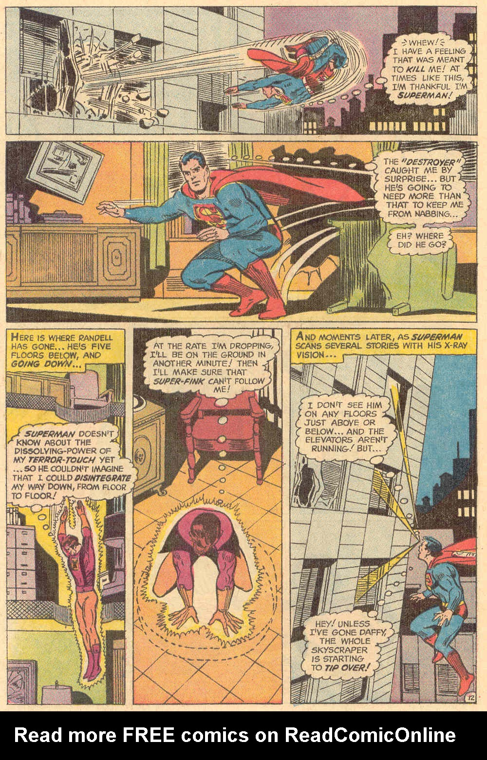 Read online Action Comics (1938) comic -  Issue #383 - 16