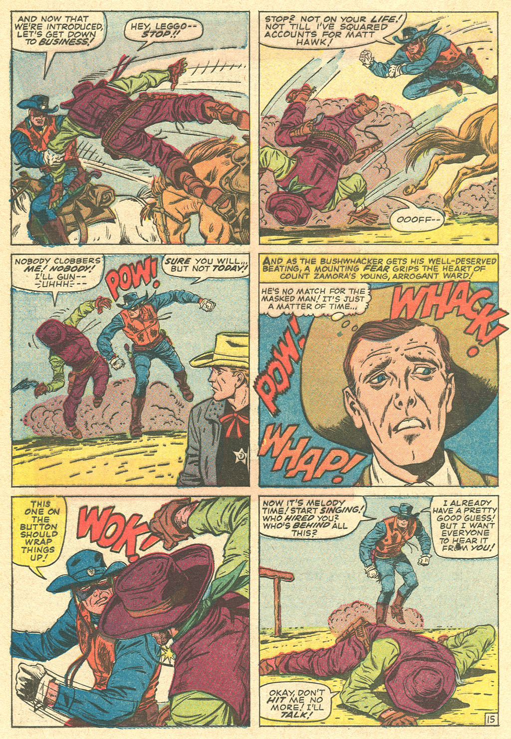 Read online Two-Gun Kid comic -  Issue #81 - 20
