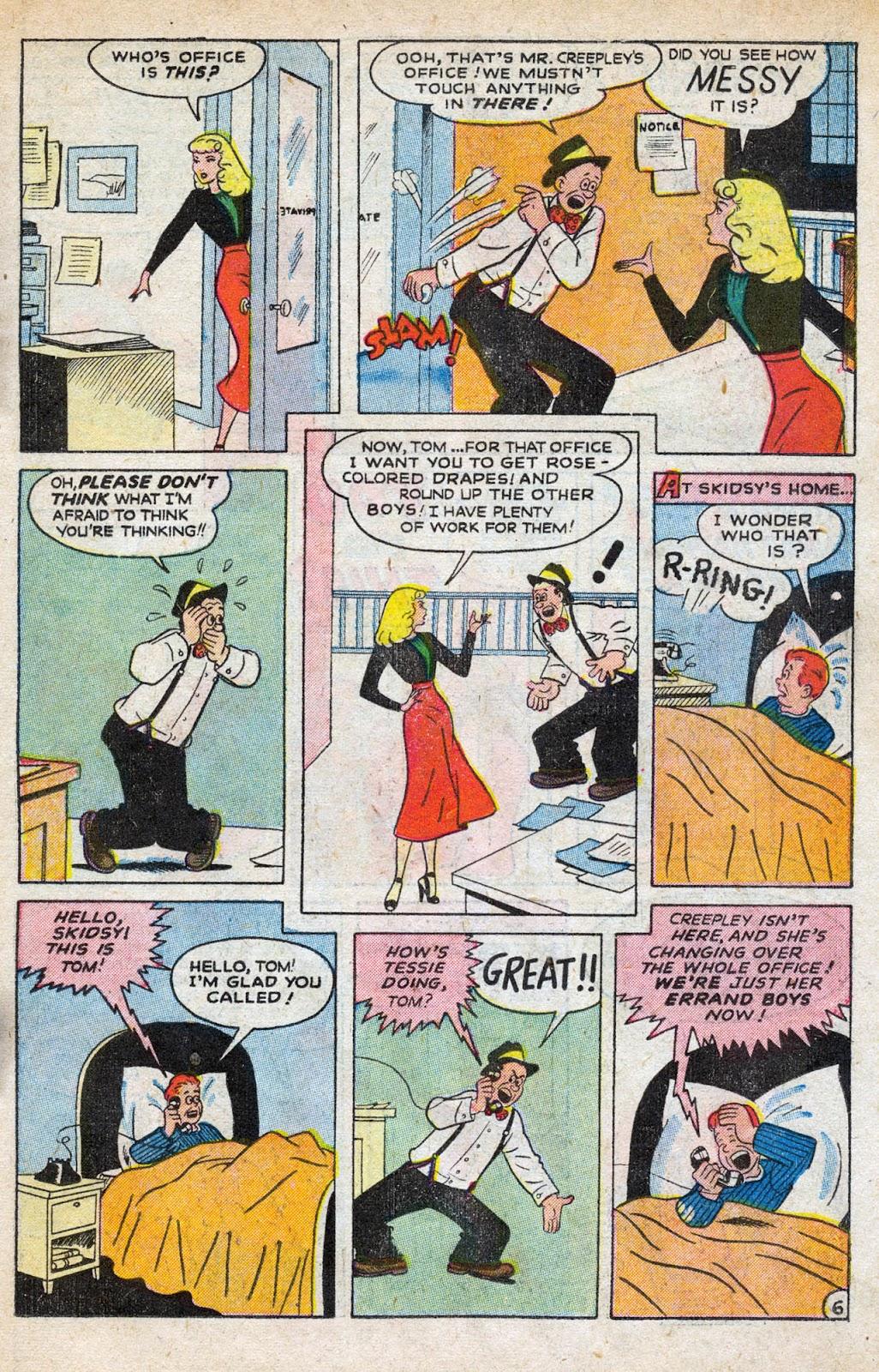 Read online Gay Comics comic -  Issue #40 - 25