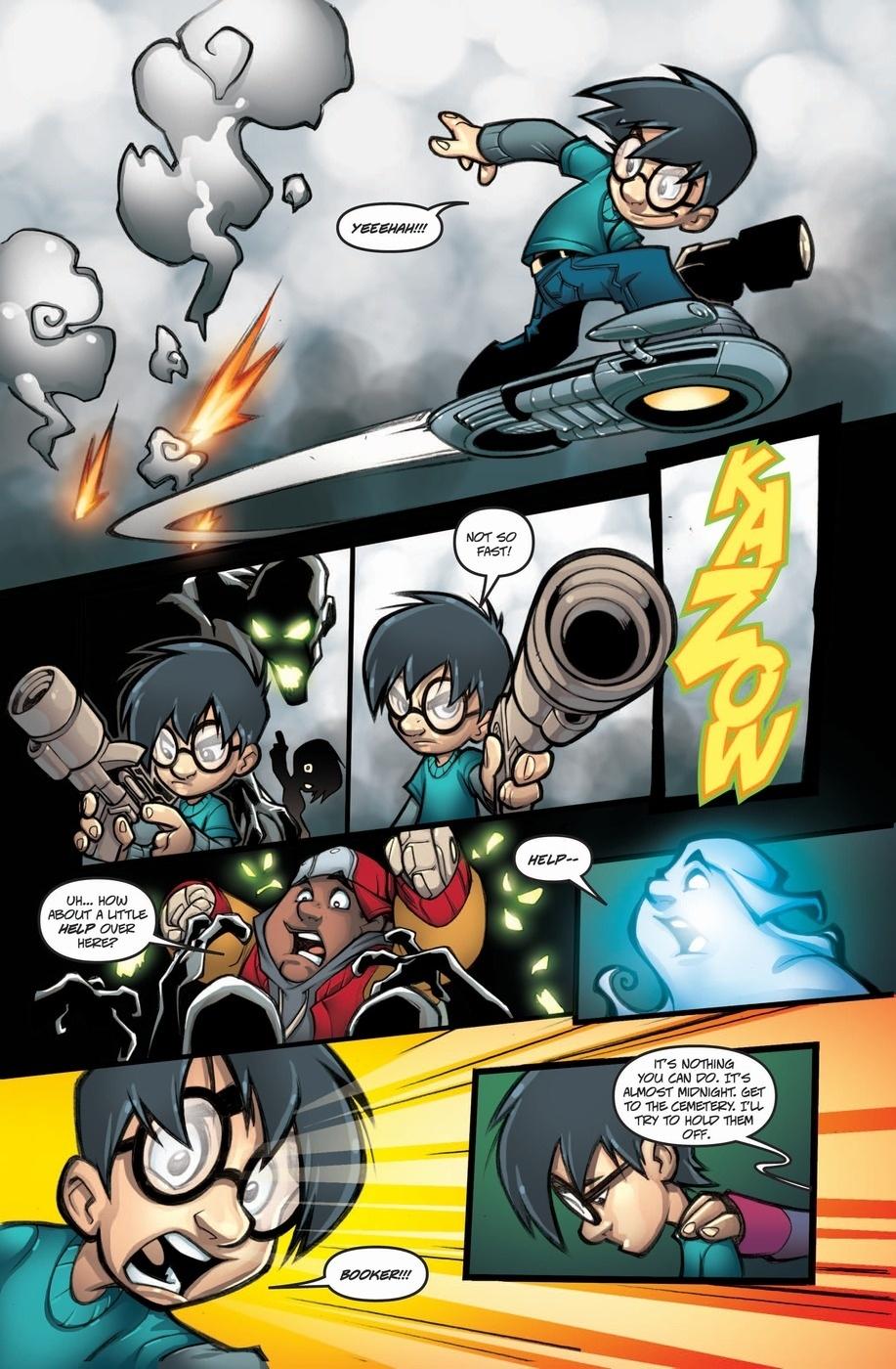 Read online Ralph Filmore comic -  Issue # Full - 52