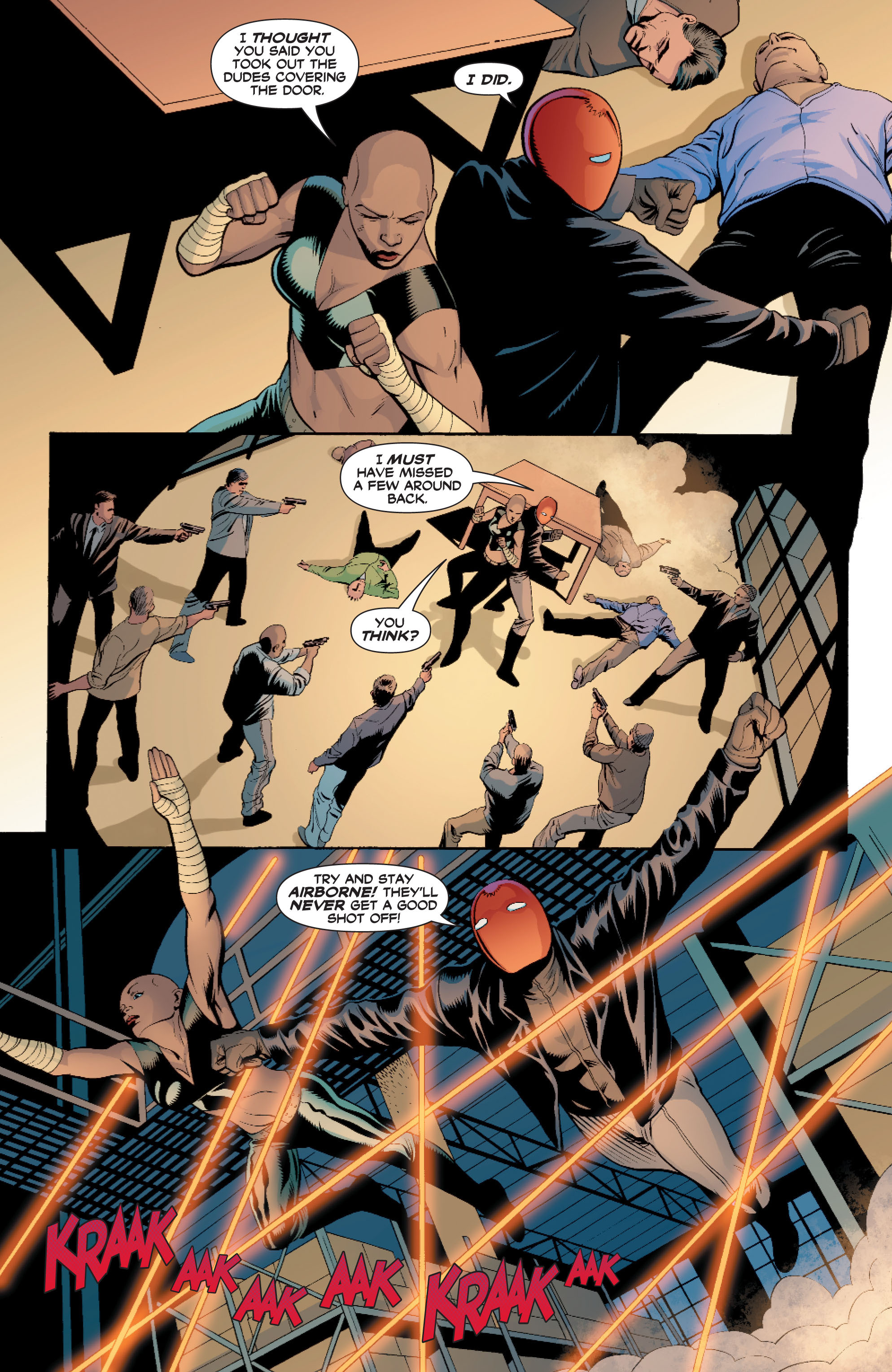 Read online Batman: Under The Red Hood comic -  Issue # Full - 145