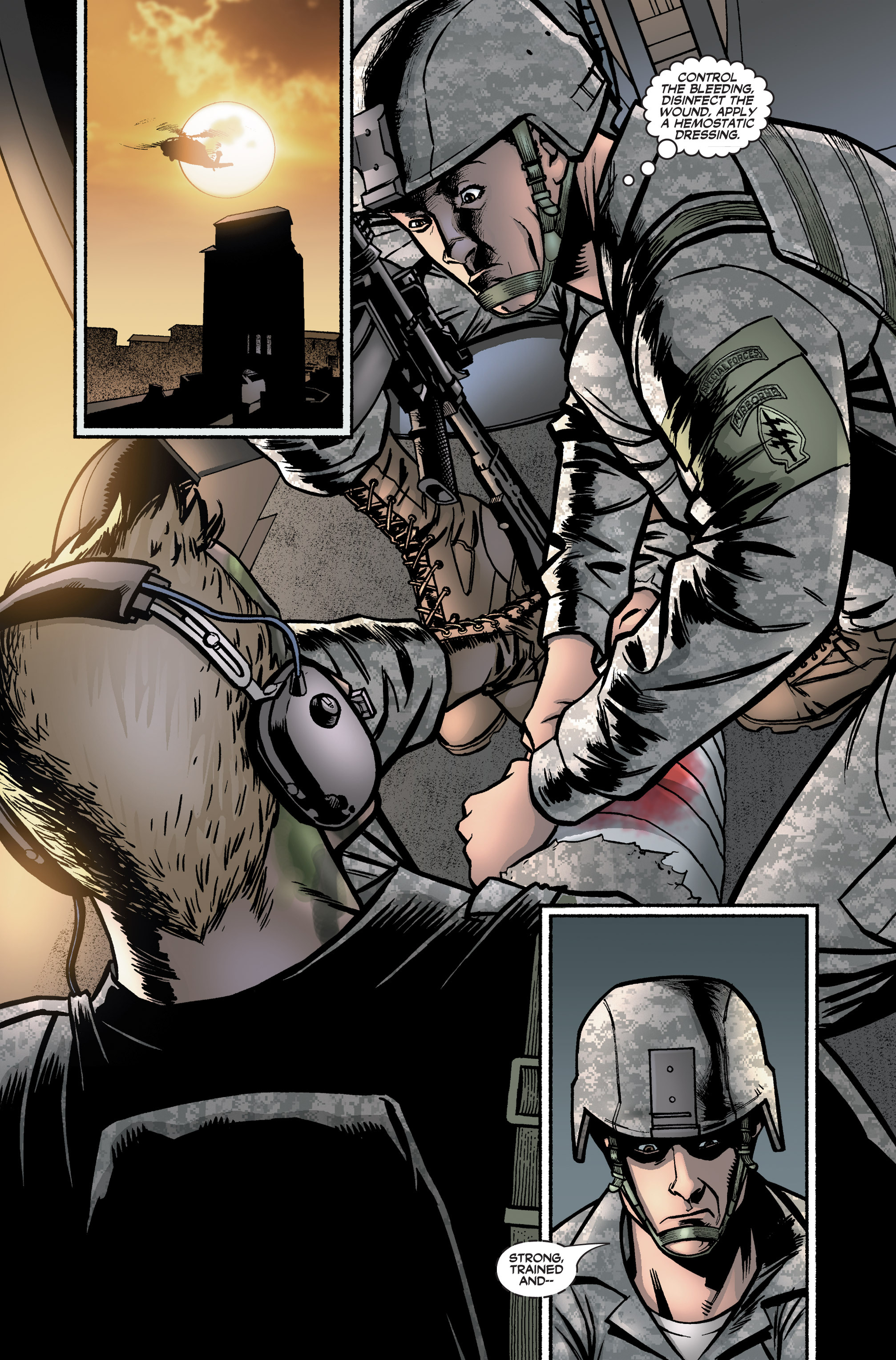 Read online America's Army comic -  Issue #2 - 3