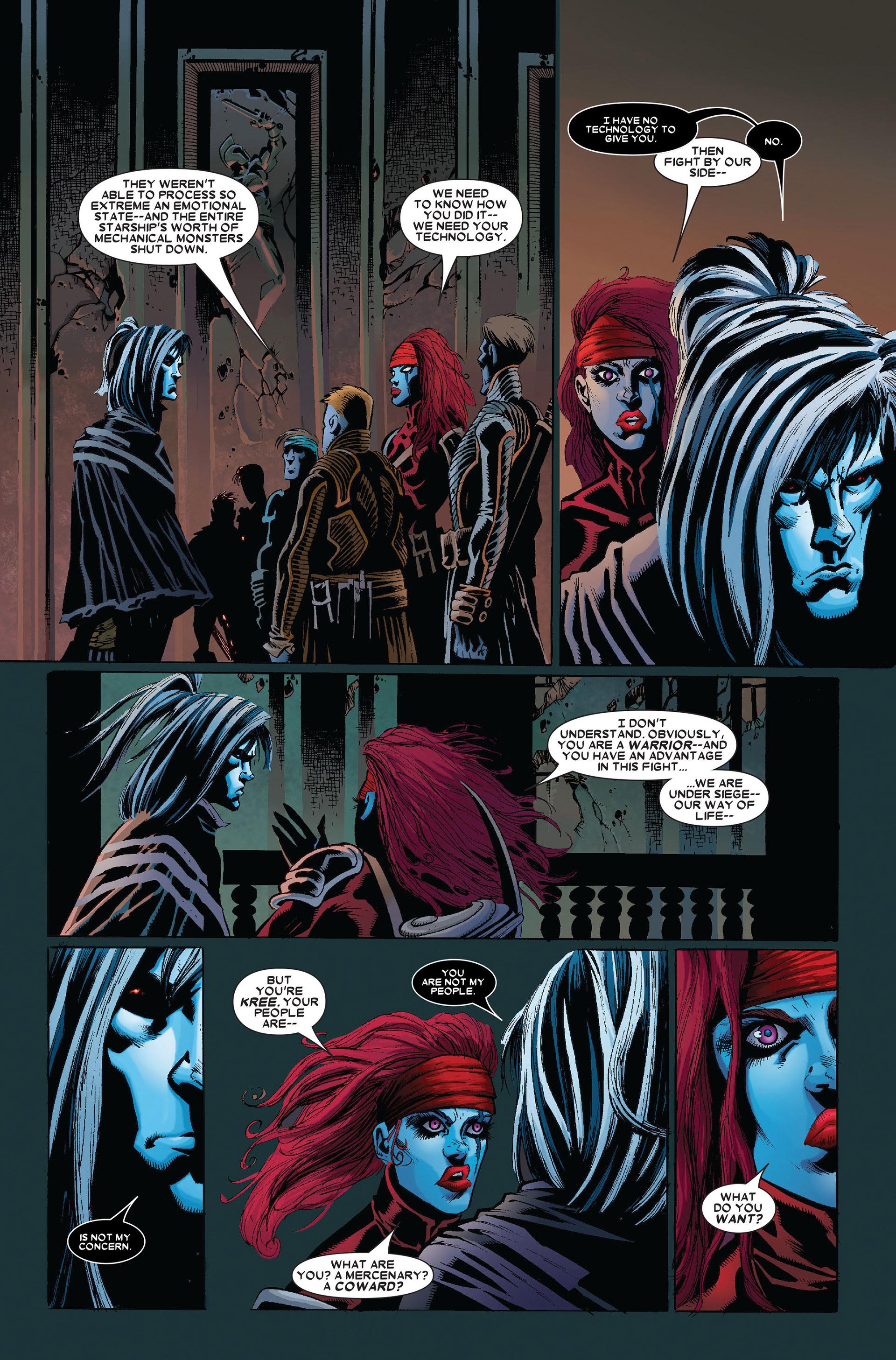 Read online Annihilation: Conquest - Wraith comic -  Issue #1 - 19