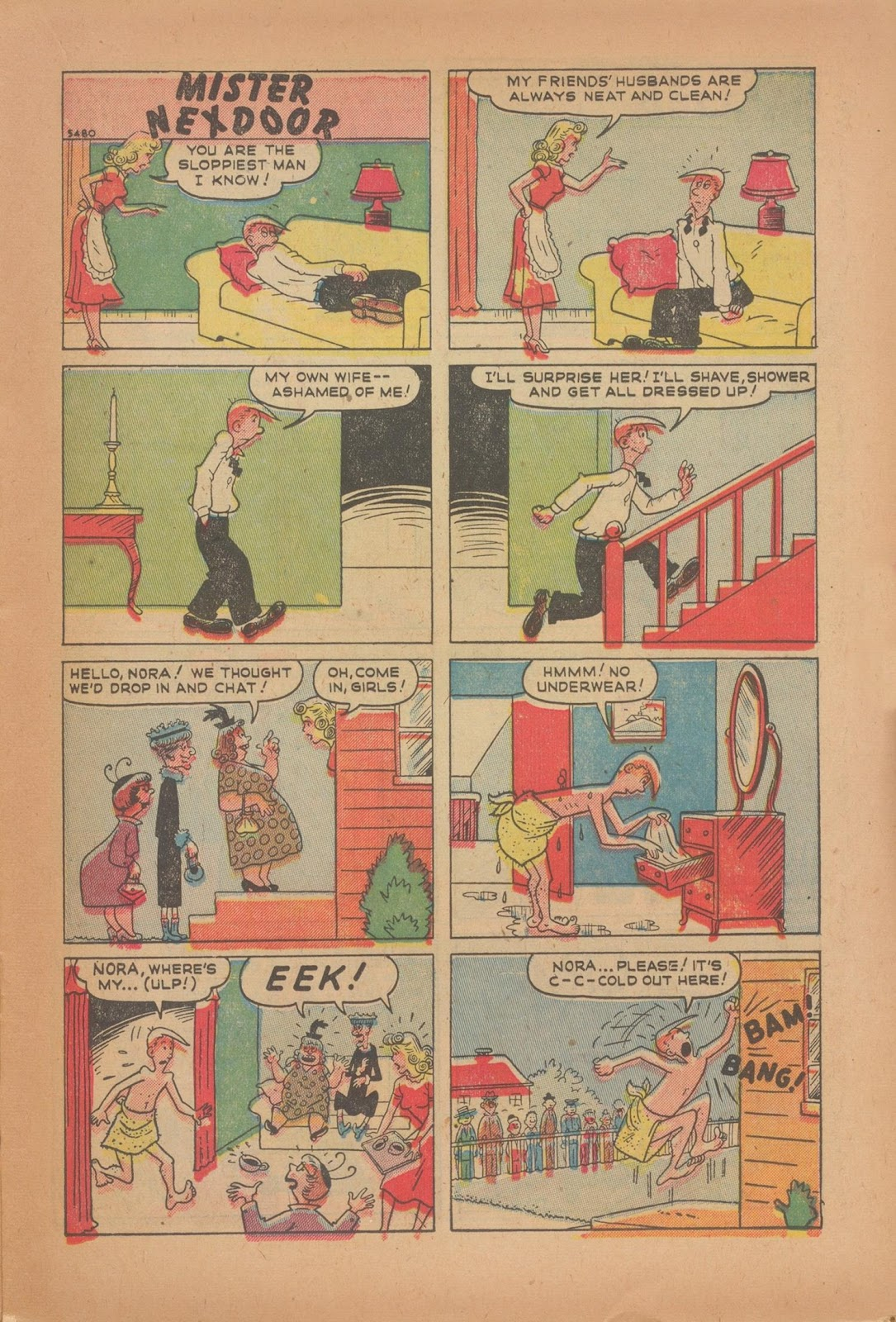 Nellie The Nurse (1945) issue 28 - Page 15