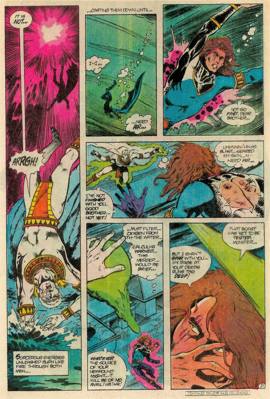 Read online Arion, Lord of Atlantis comic -  Issue #18 - 22