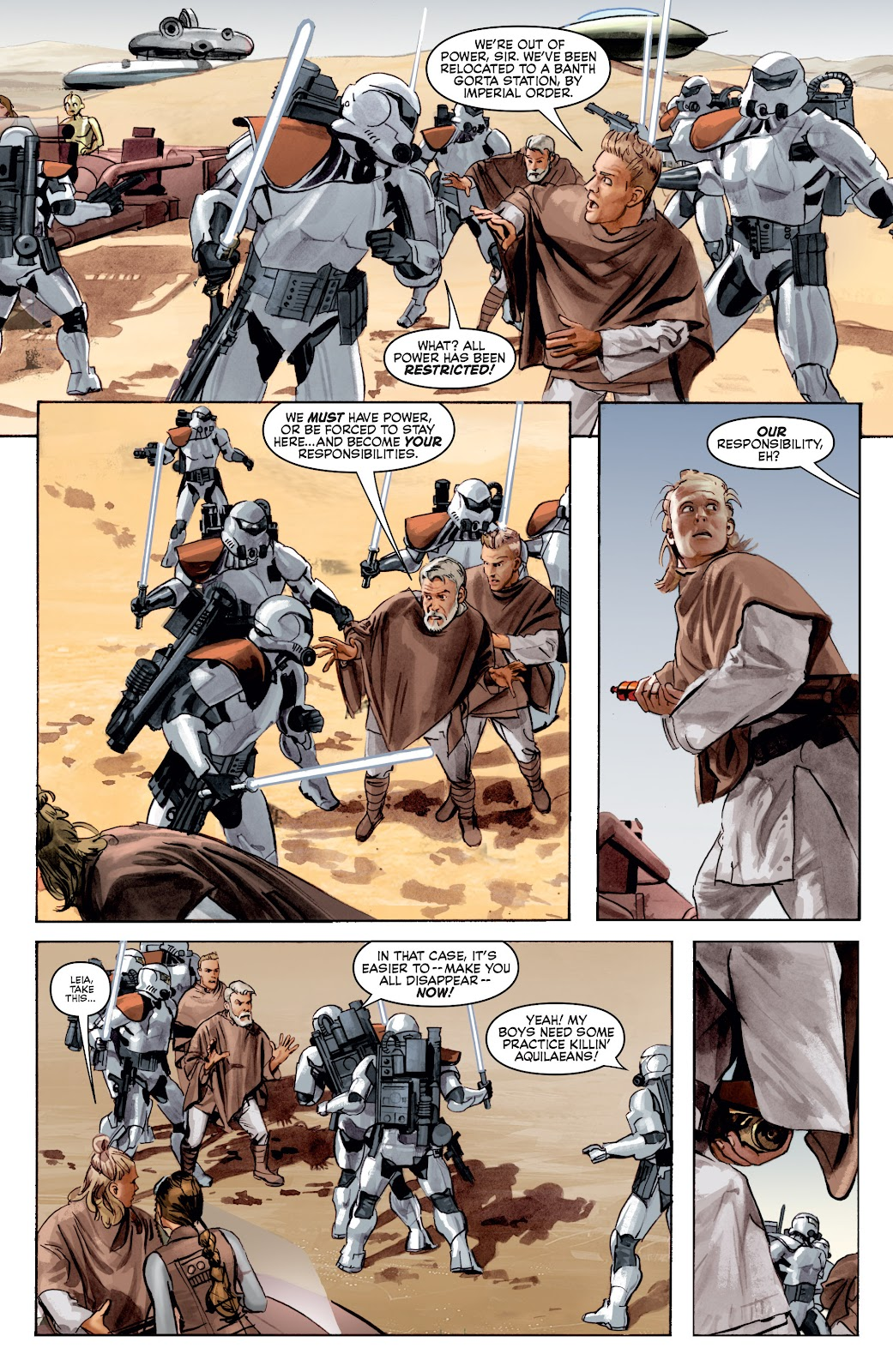 Read online Star Wars Legends: Infinities - Epic Collection comic -  Issue # TPB (Part 4) - 64