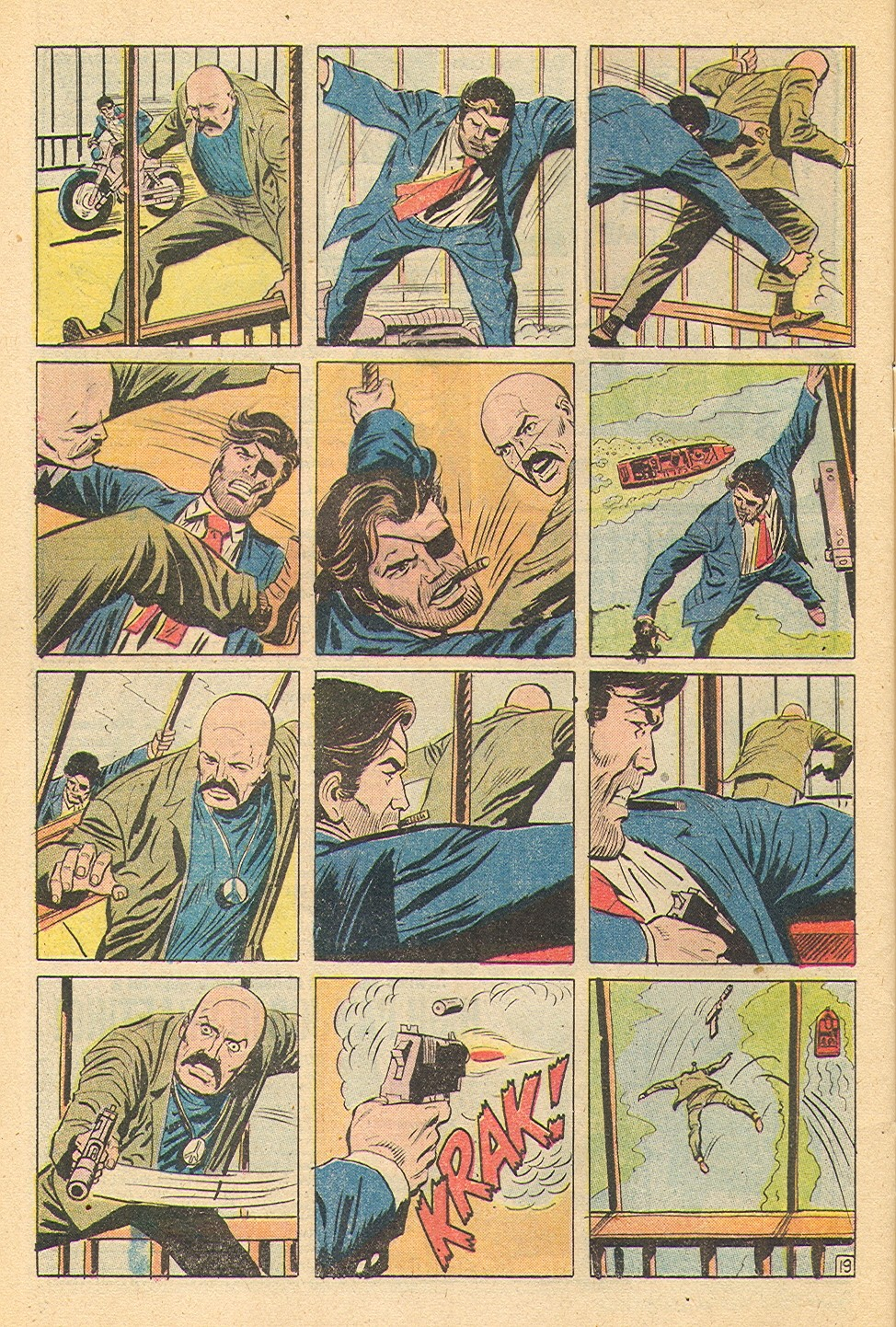 Read online Sgt. Fury comic -  Issue #100 - 31