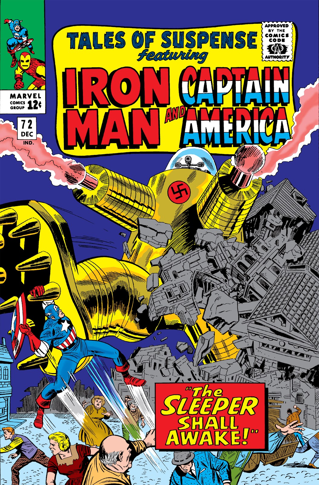 Read online Marvel Masterworks: The Invincible Iron Man comic -  Issue # TPB 3 (Part 2) - 41