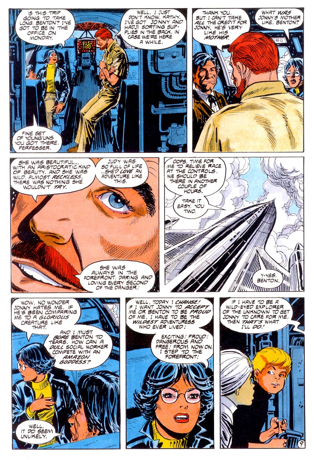 Jonny Quest (1986) issue 12 - Page 12