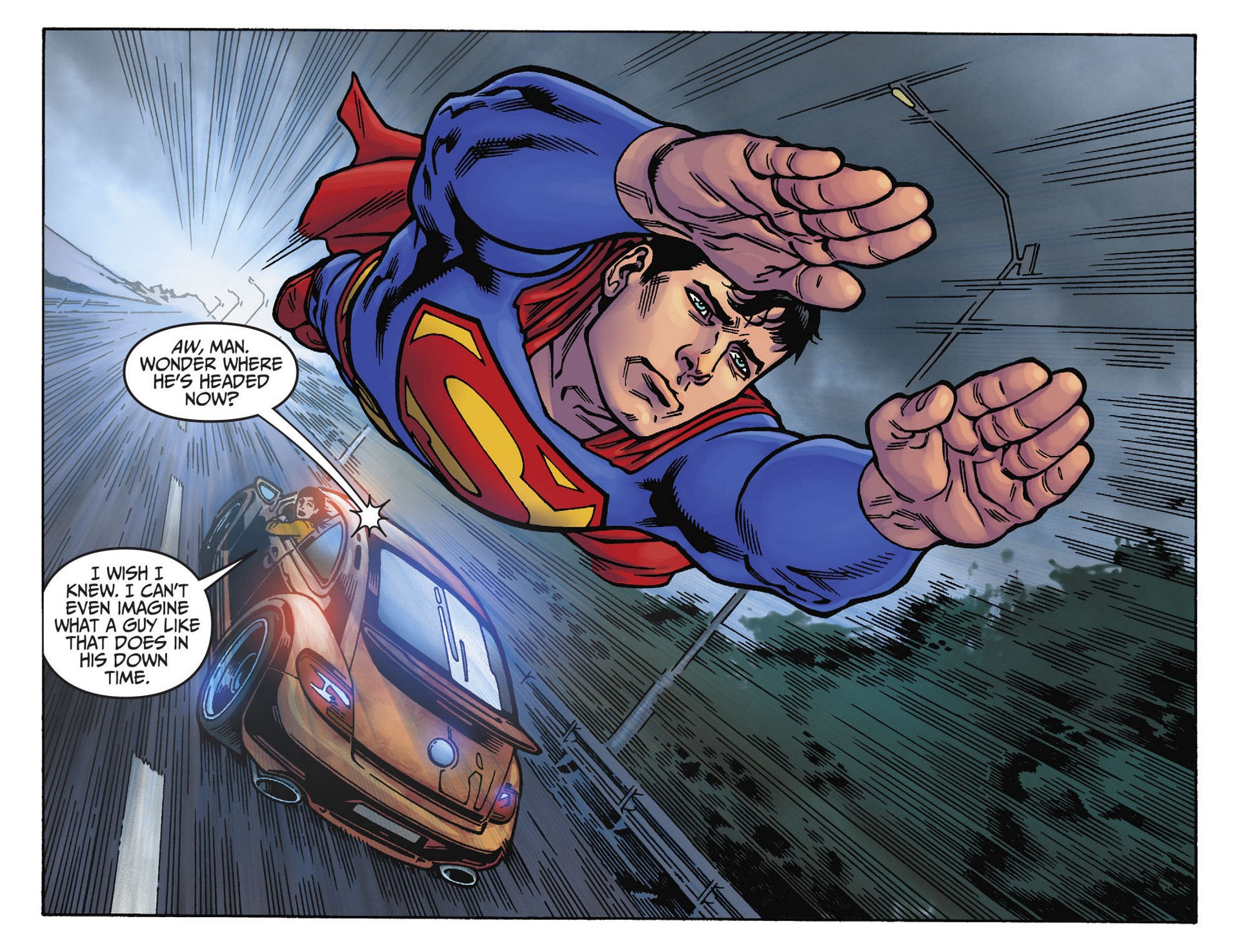 Read online Adventures of Superman [I] comic -  Issue #39 - 14