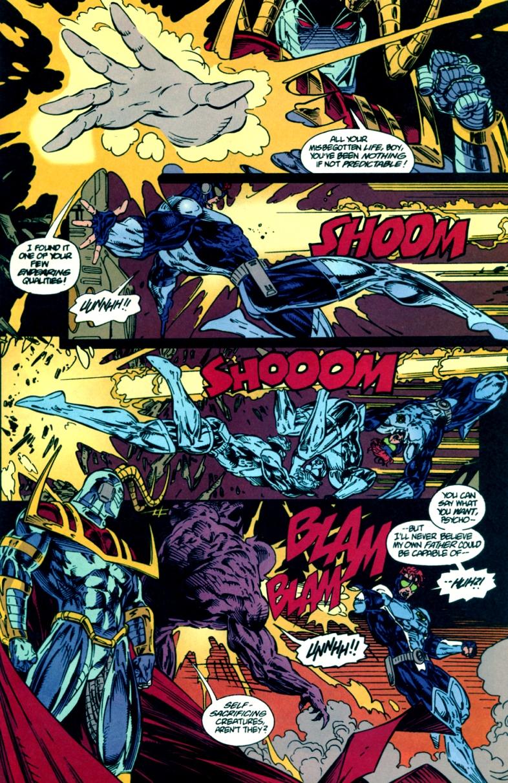 Read online Gunfire comic -  Issue #12 - 21