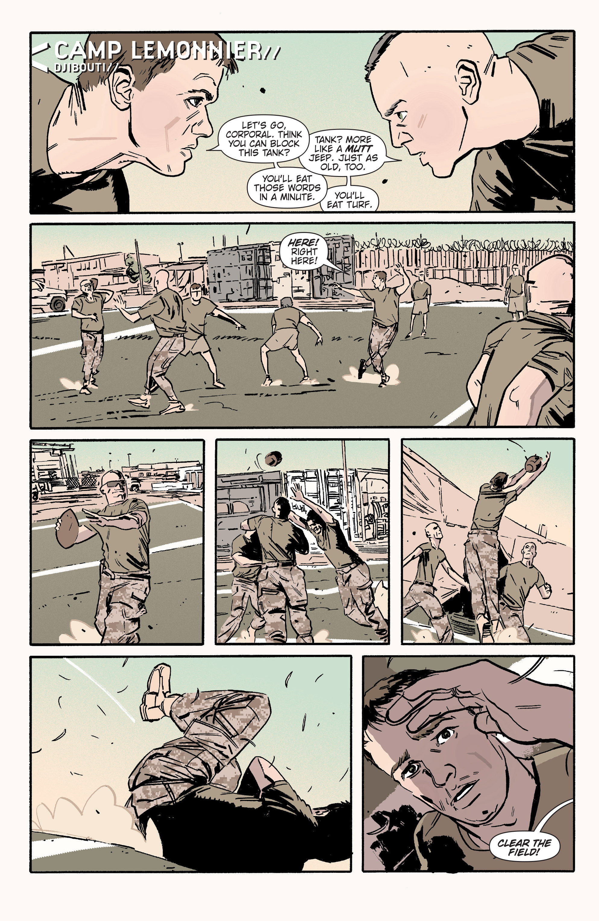 Read online The Activity comic -  Issue #9 - 3