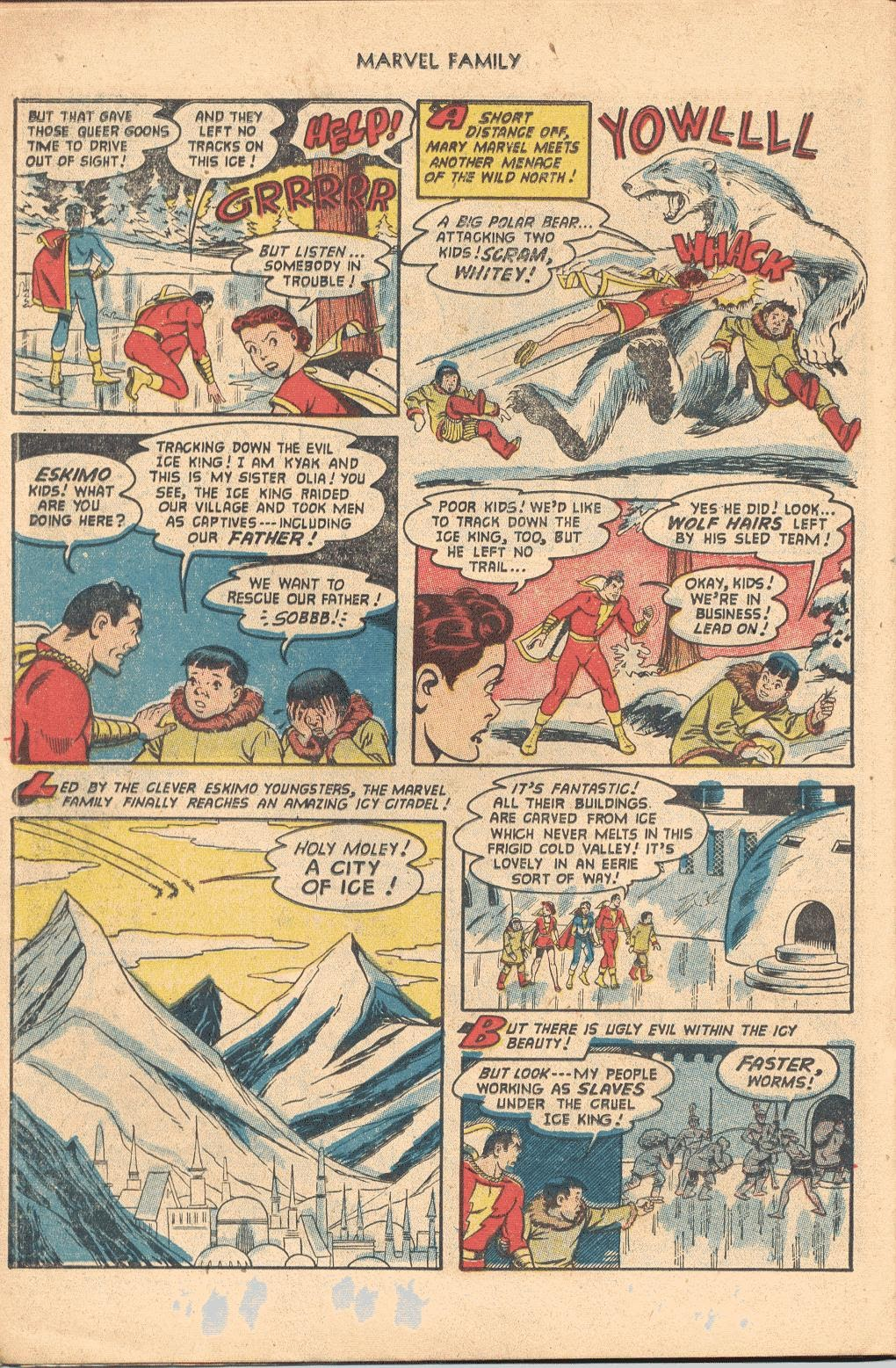 The Marvel Family issue 82 - Page 22