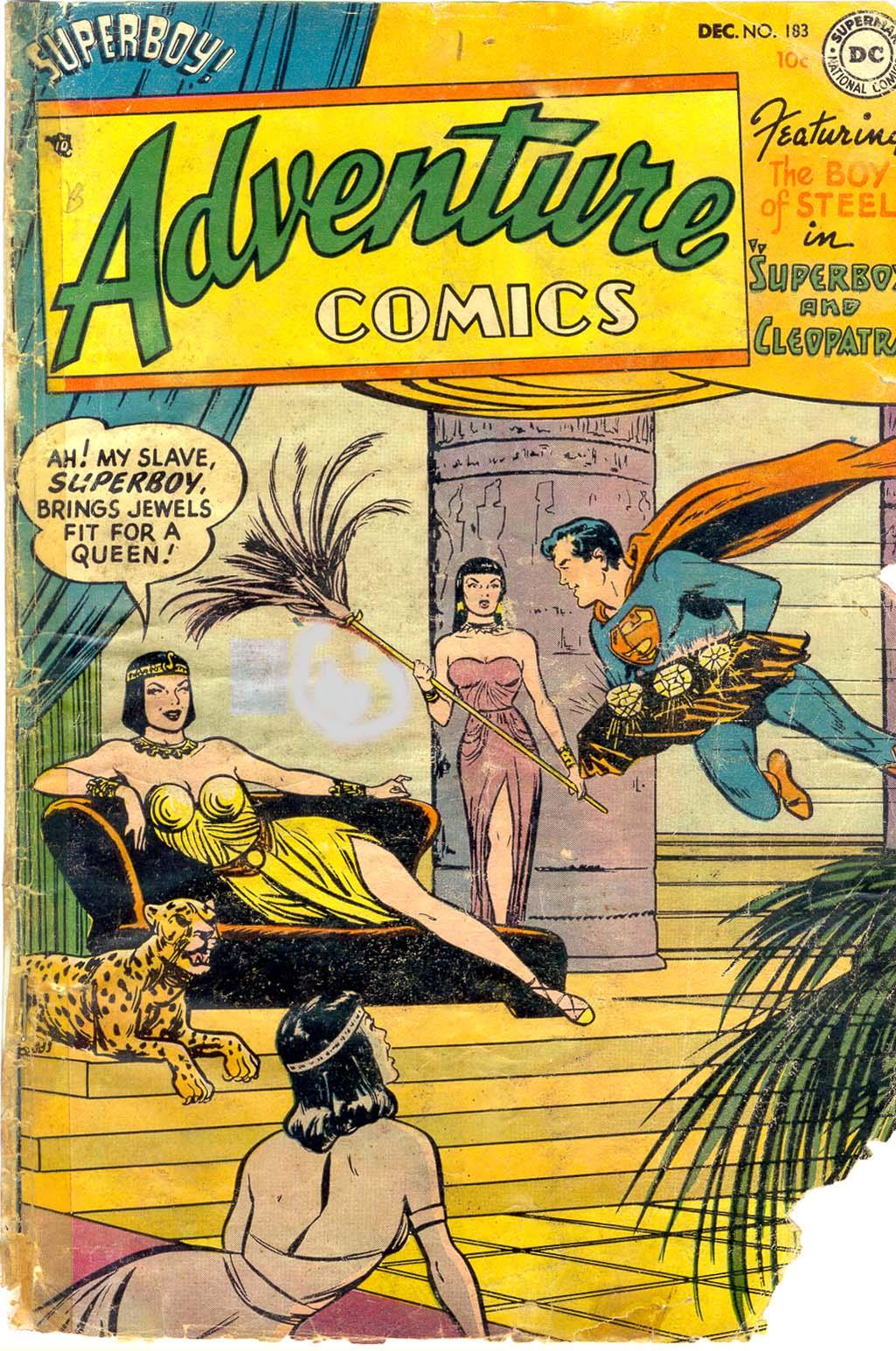 Read online Adventure Comics (1938) comic -  Issue #183 - 1