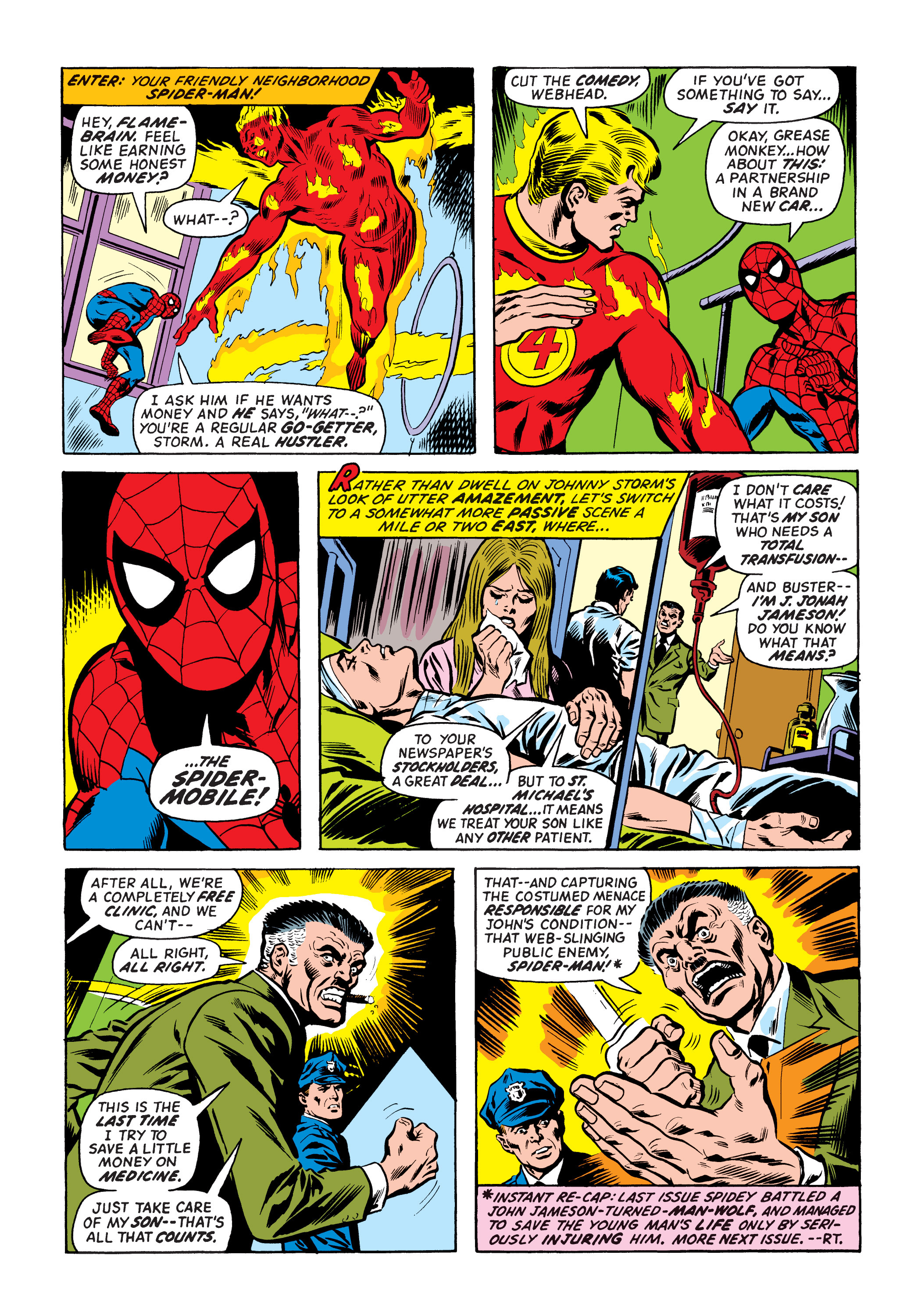 The Amazing Spider-Man (1963) 126 Page 12