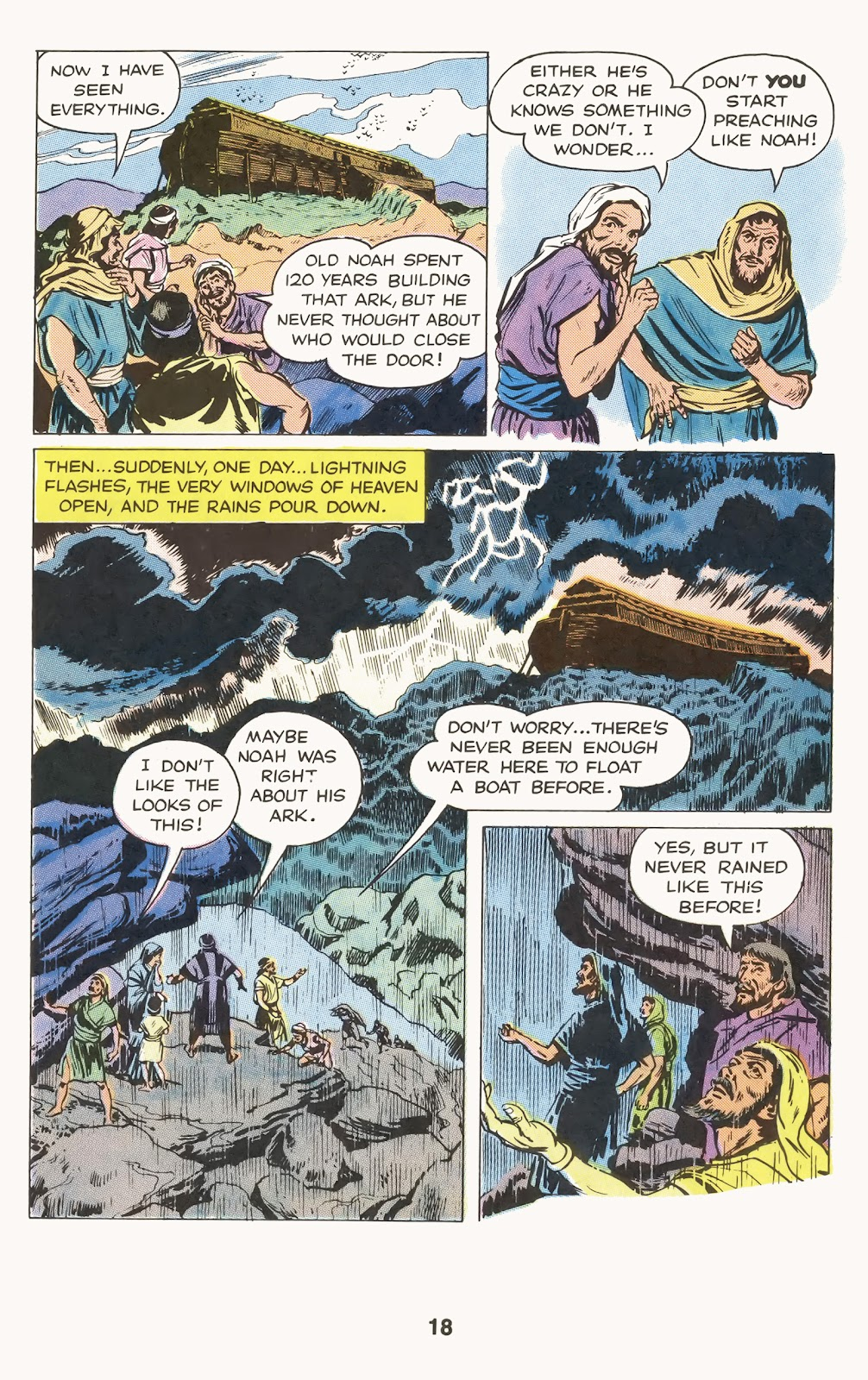 The Picture Bible issue TPB (Part 1) - Page 20