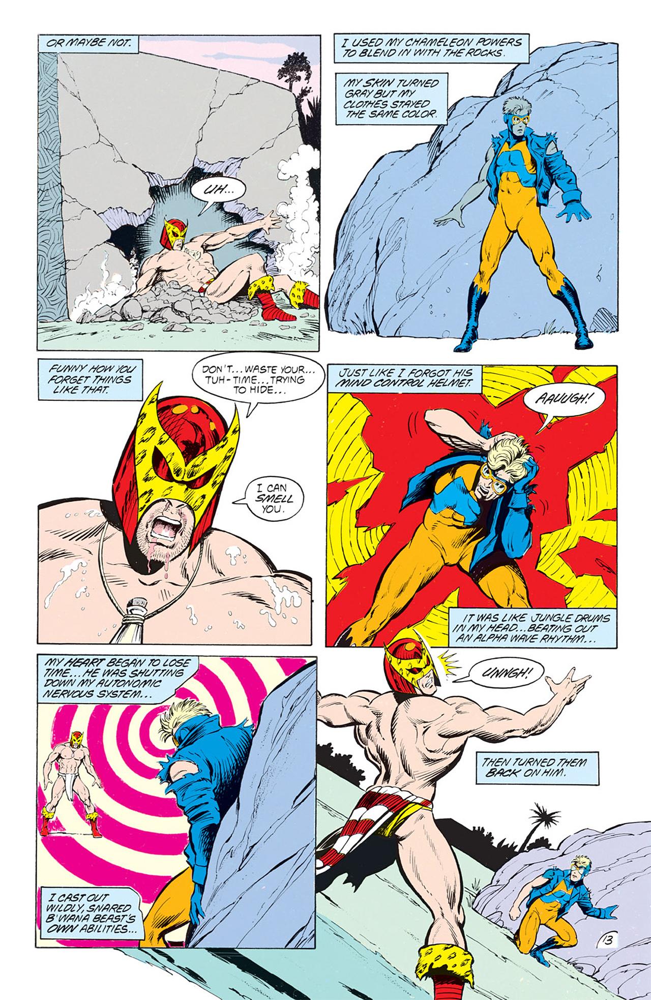 Read online Animal Man (1988) comic -  Issue #4 - 15