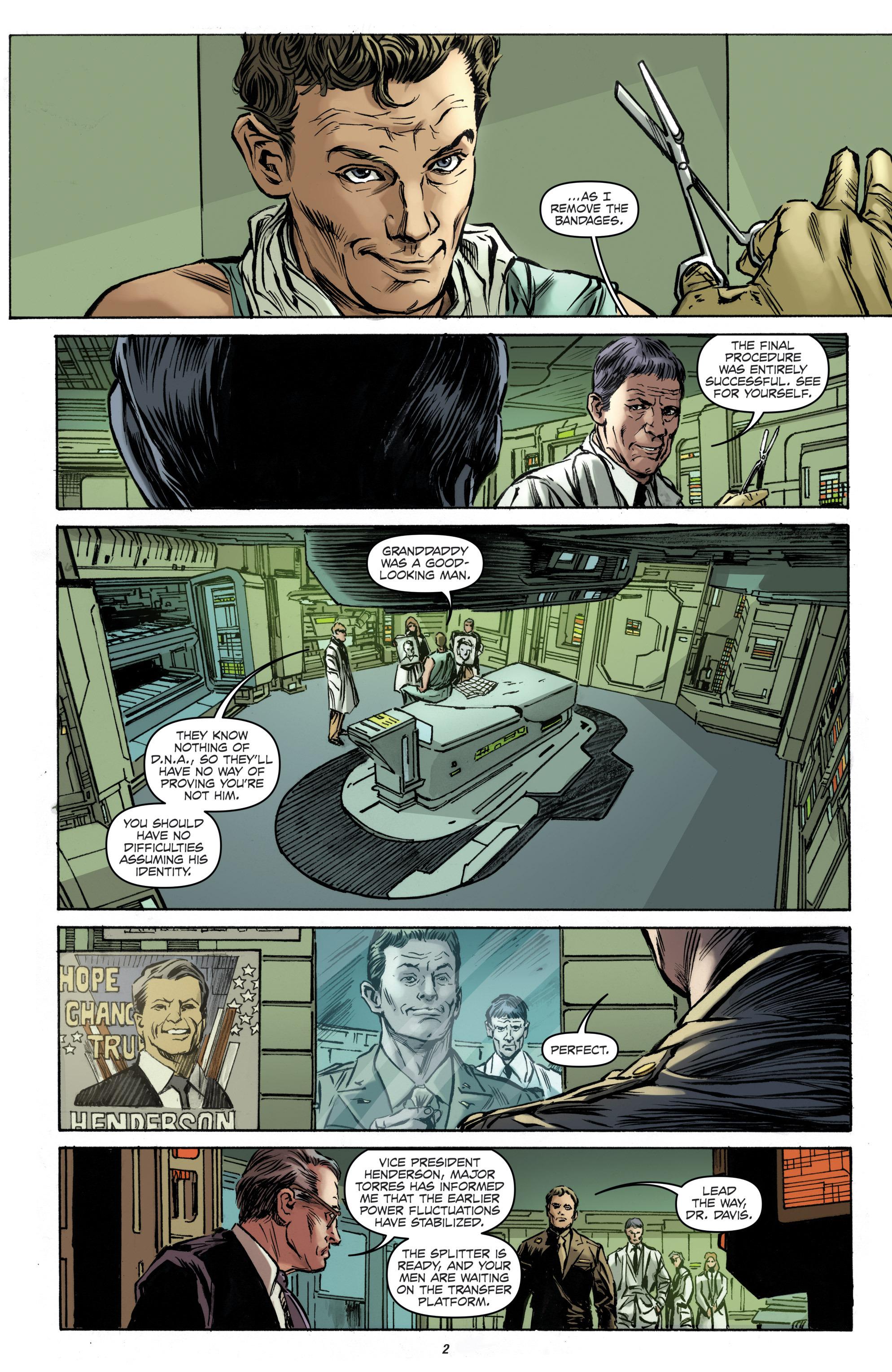 Read online Archangel (2016) comic -  Issue #1 - 4